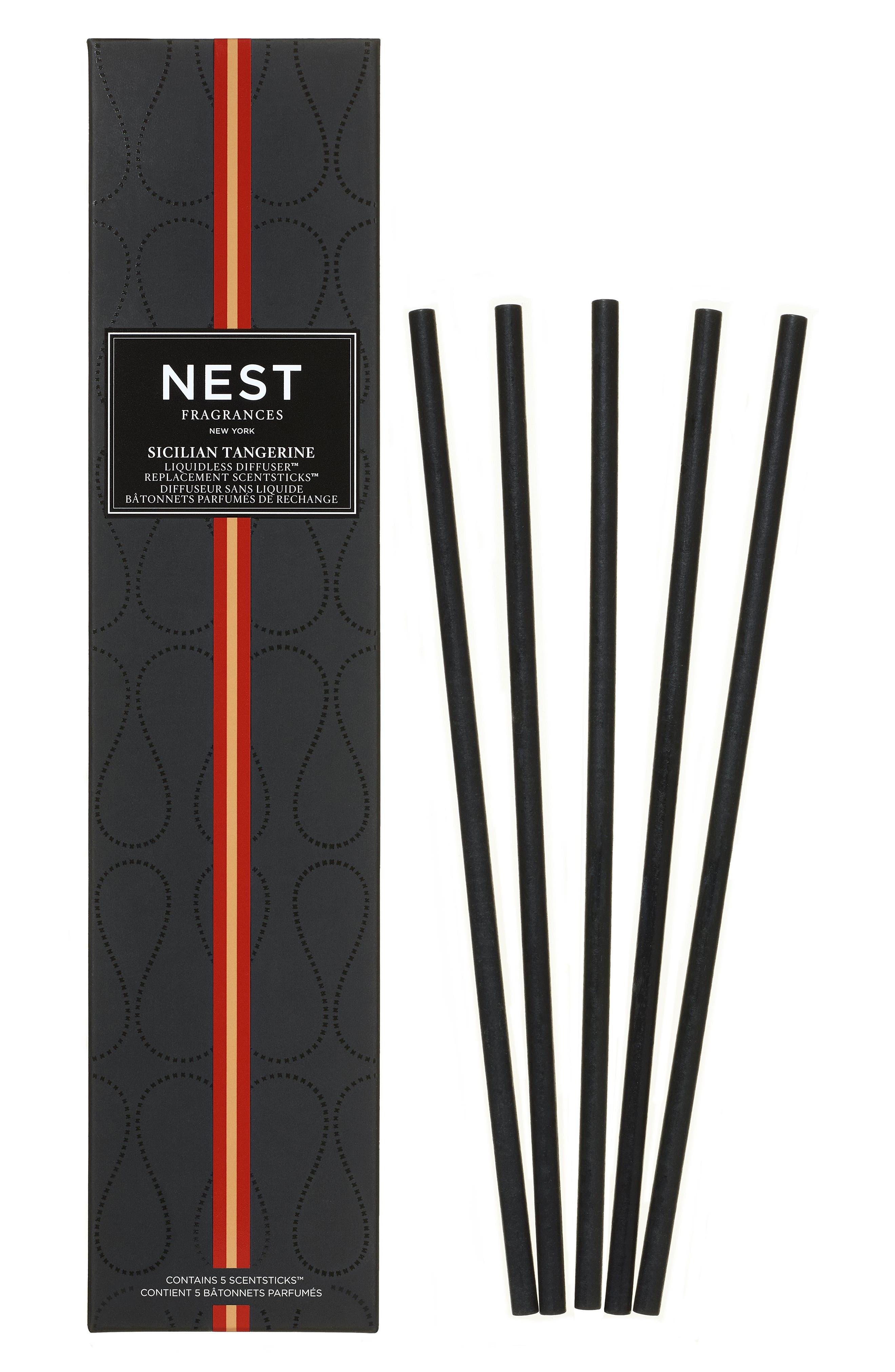 Main Image - NEST Fragrances Sicilian Tangerine Liquidless Diffuser Refill