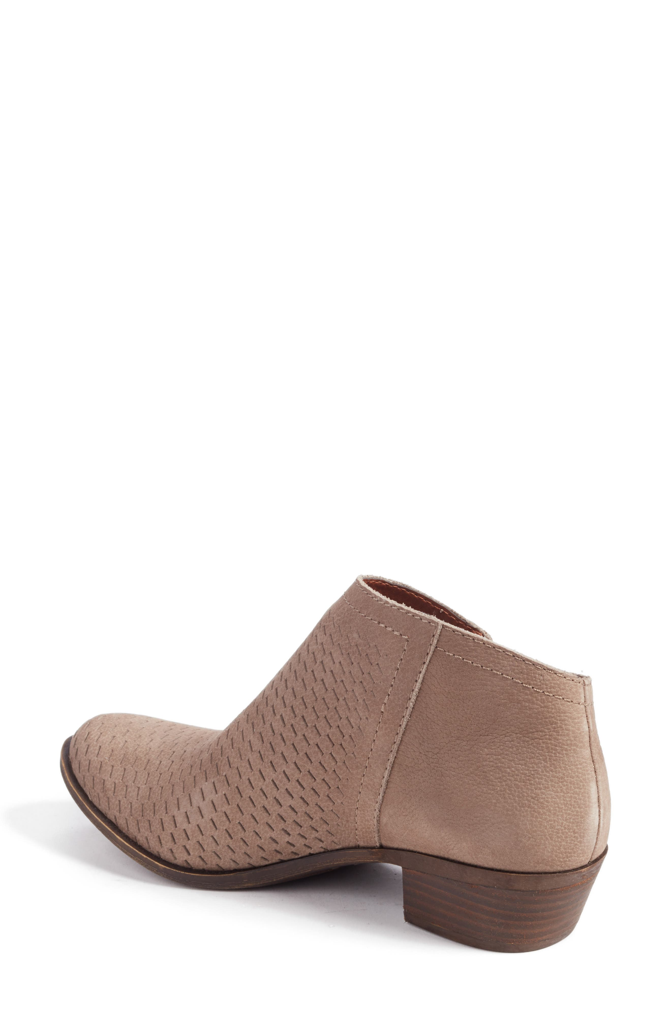 Alternate Image 3  - Lucky Brand Brielley Perforated Bootie (Women)