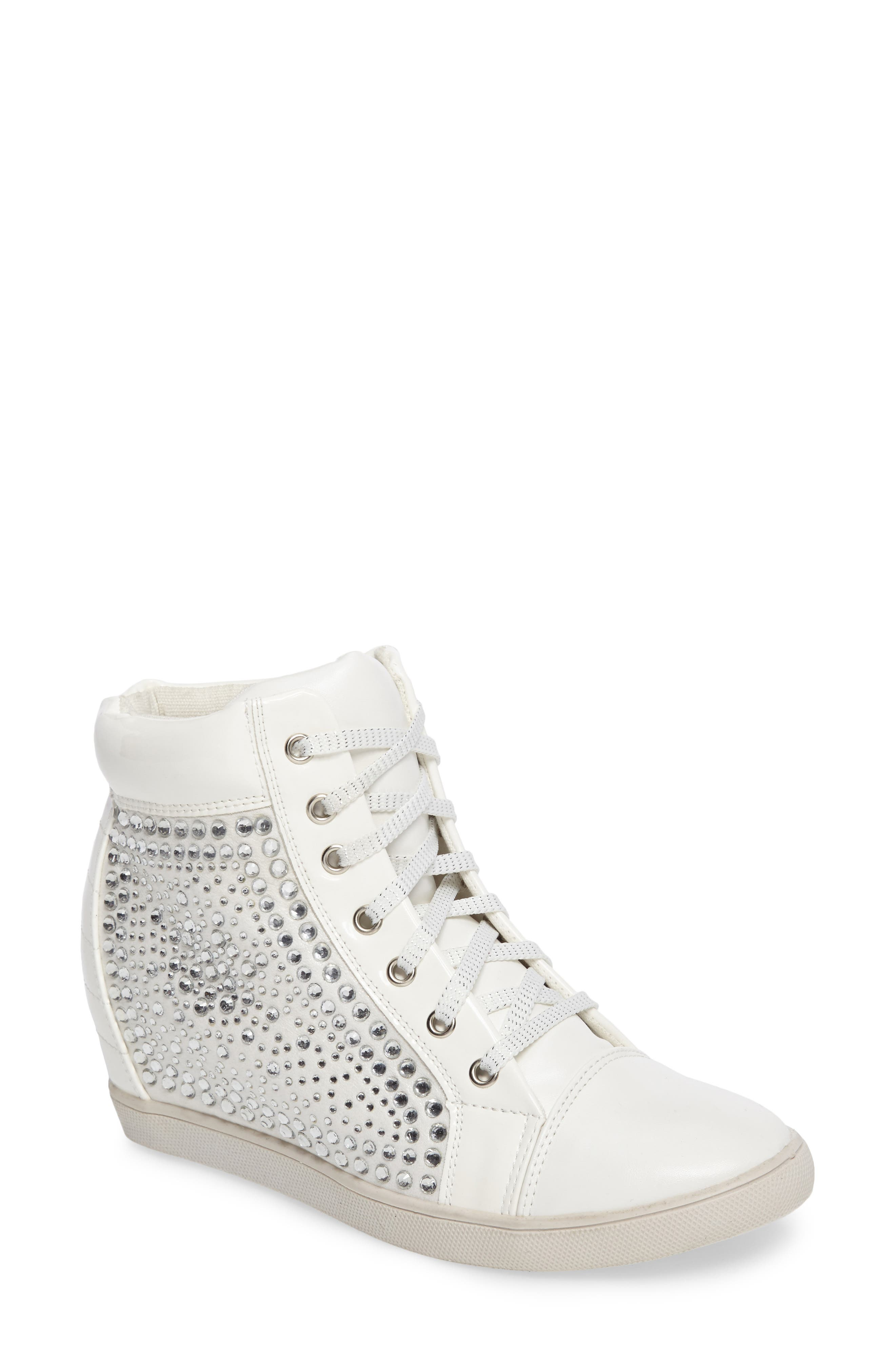 Lauren Lorraine Hidden Wedge Sneaker (Women)