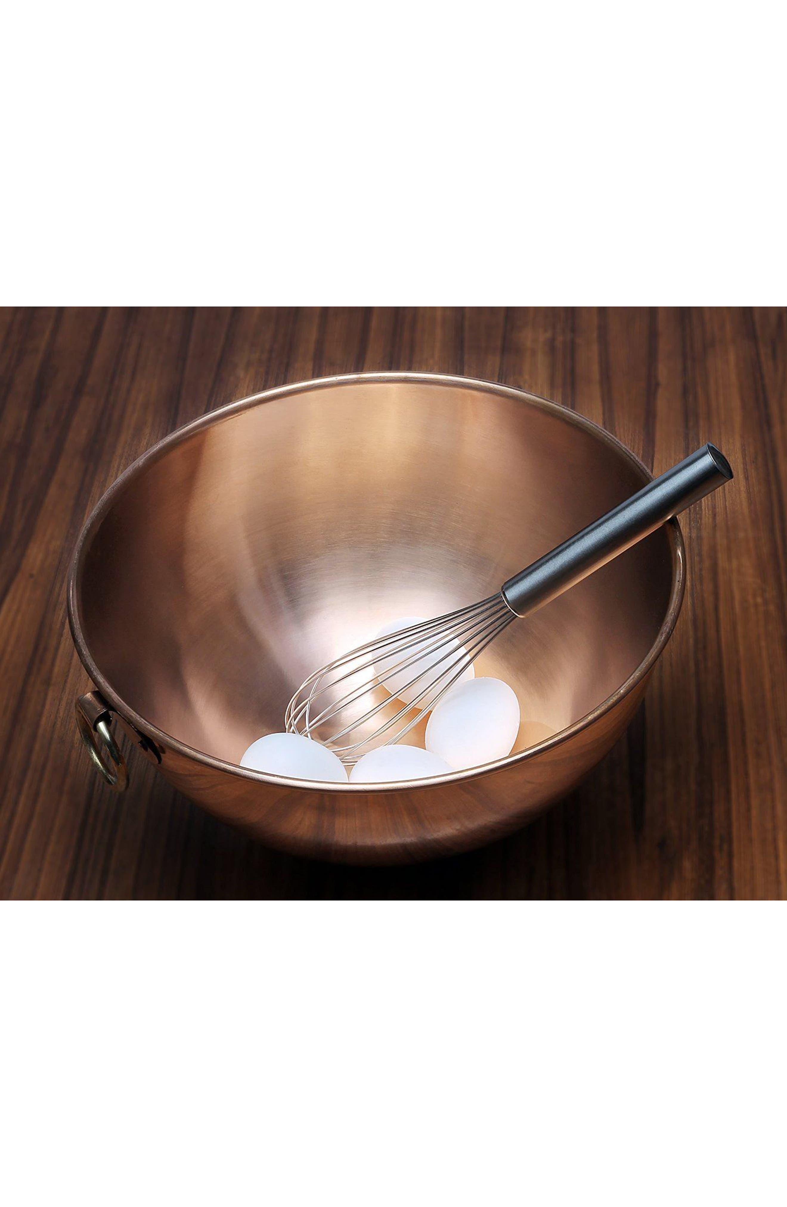 Alternate Image 2  - Mauviel M'passion Copper Egg White Beating Bowl