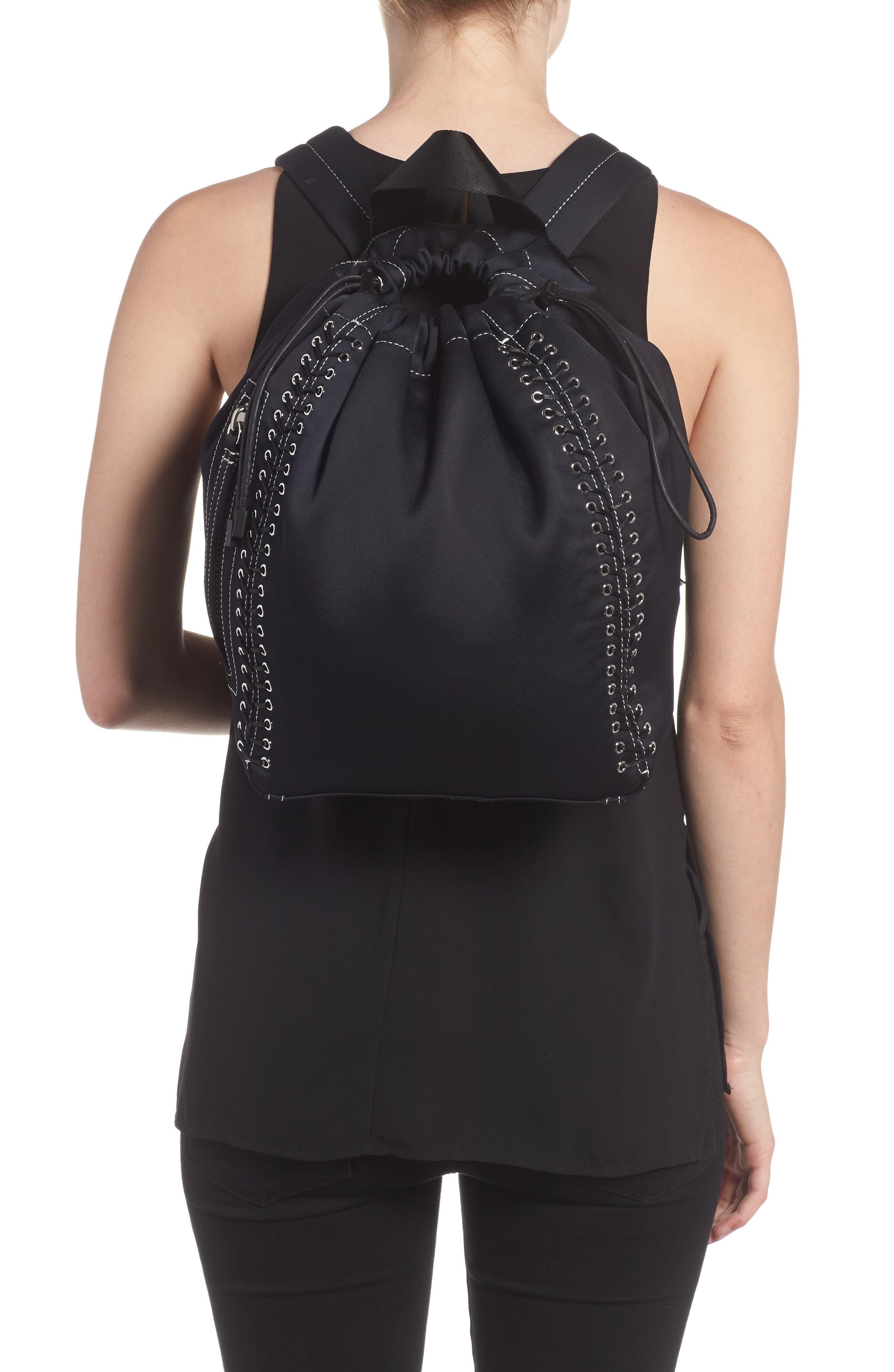 Alternate Image 2  - Phillip Lim 3.1 Medium Go-Go Lace-Up Backpack
