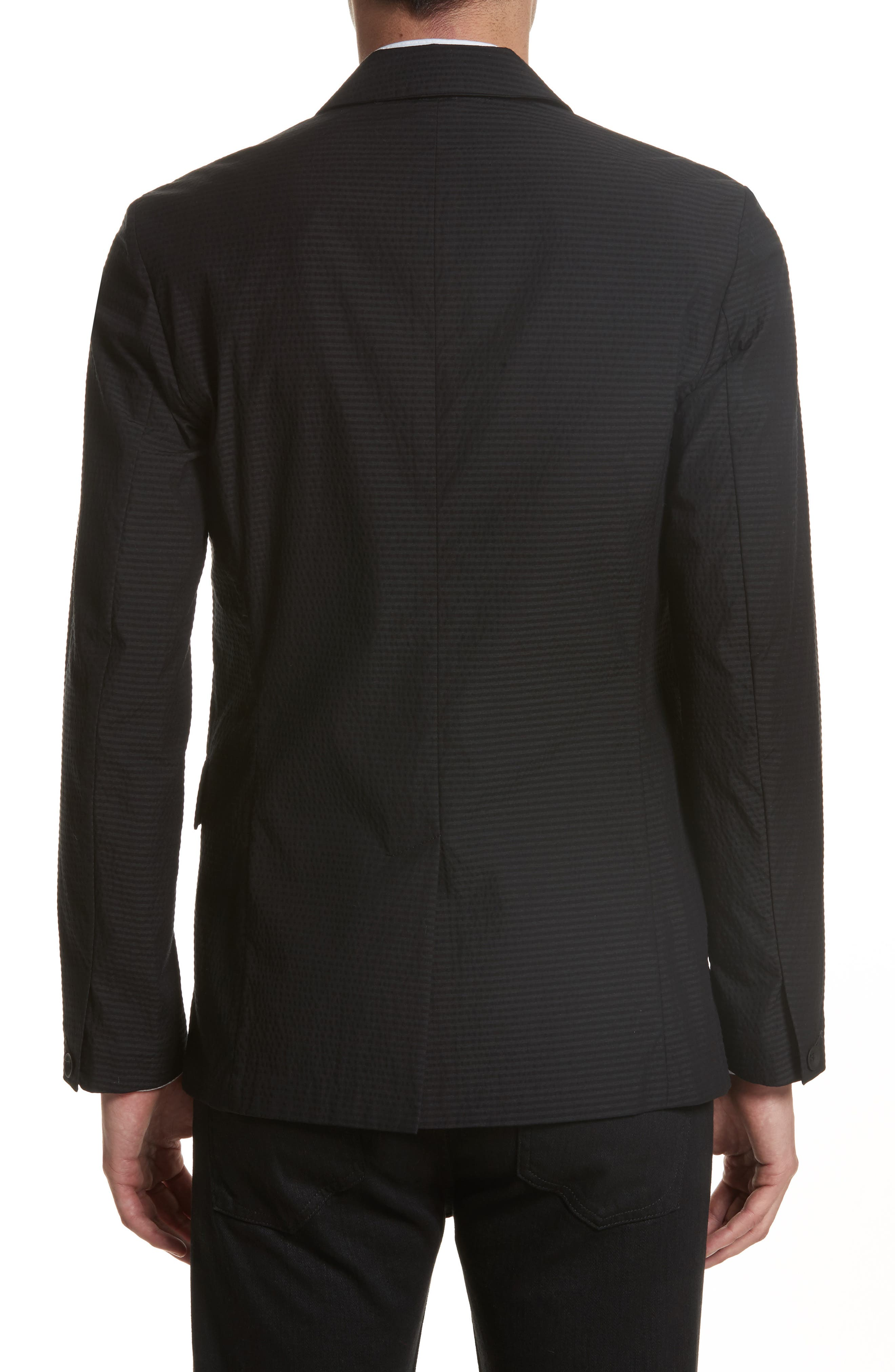 Alternate Image 2  - rag & bone Philips Cotton Blend Blazer