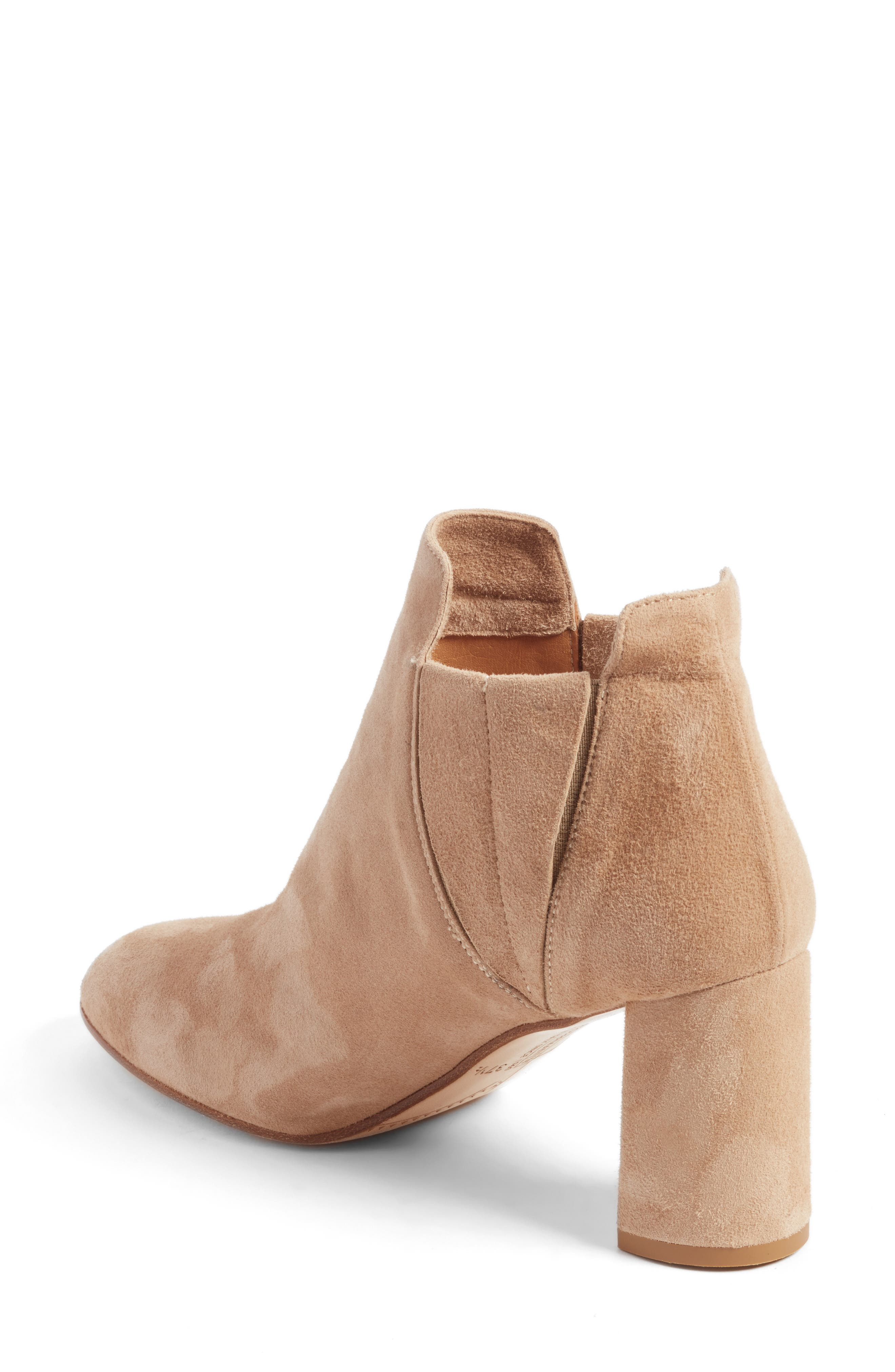 Nadina Chelsea Bootie,                             Alternate thumbnail 2, color,                             Travertine