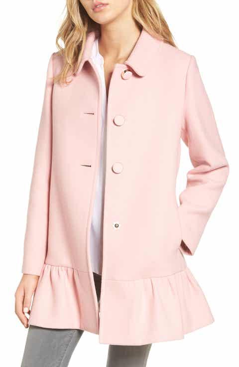 Women's Pink Peacoat Coats & Jackets | Nordstrom