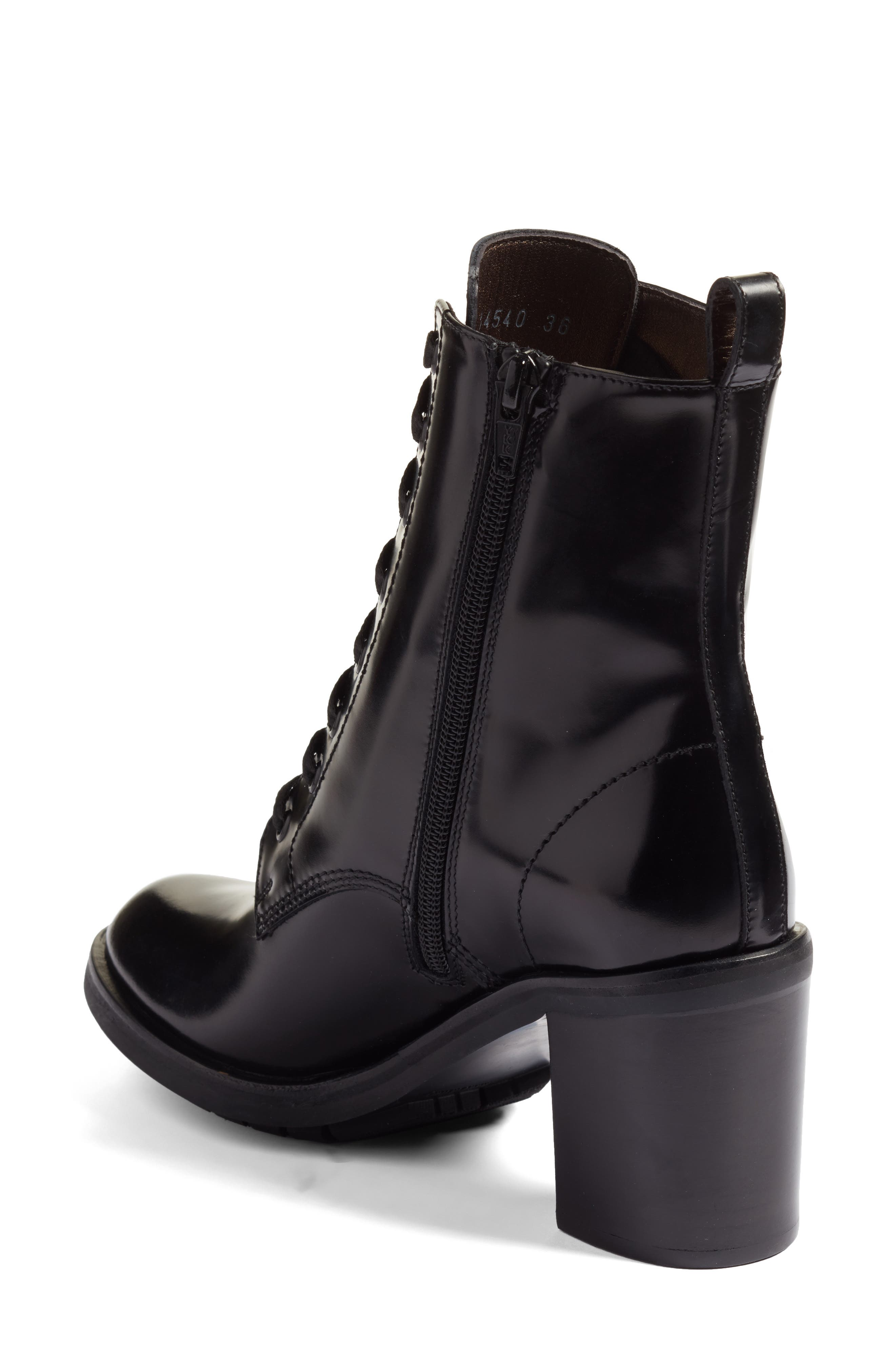 Alternate Image 2  - AGL Urban Combat Boot (Women)
