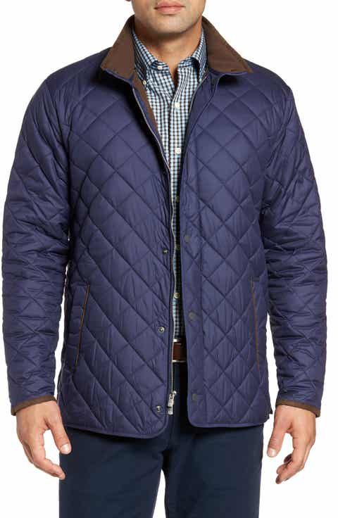Men's Quilted, Puffer & Down Jackets | Nordstrom : quilted jackets mens - Adamdwight.com