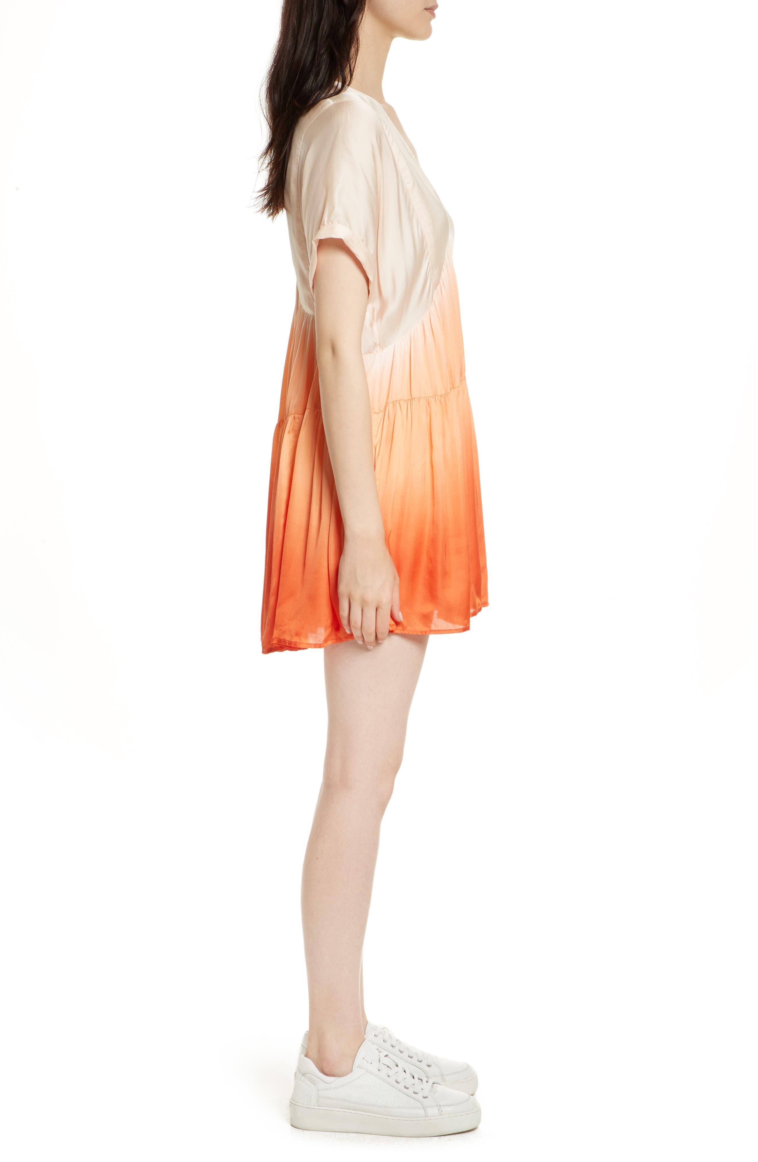 Alternate Image 3  - Free People Sun Up Tie Dye Tunic Dress