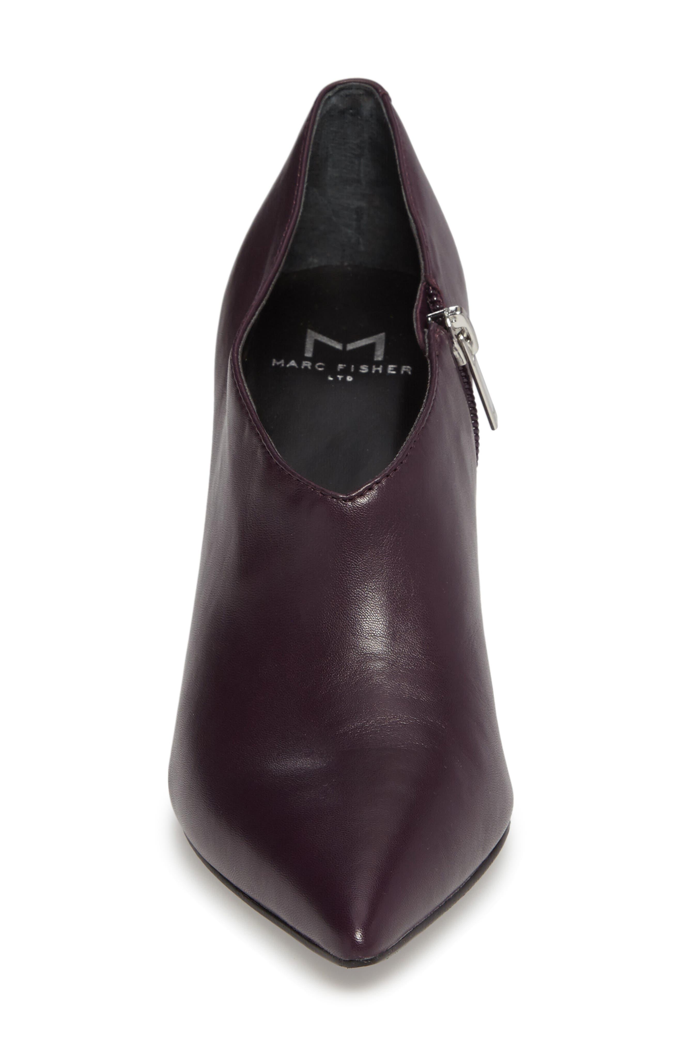 Alternate Image 4  - Marc Fisher LTD Hoda Pointy Toe Bootie (Women)