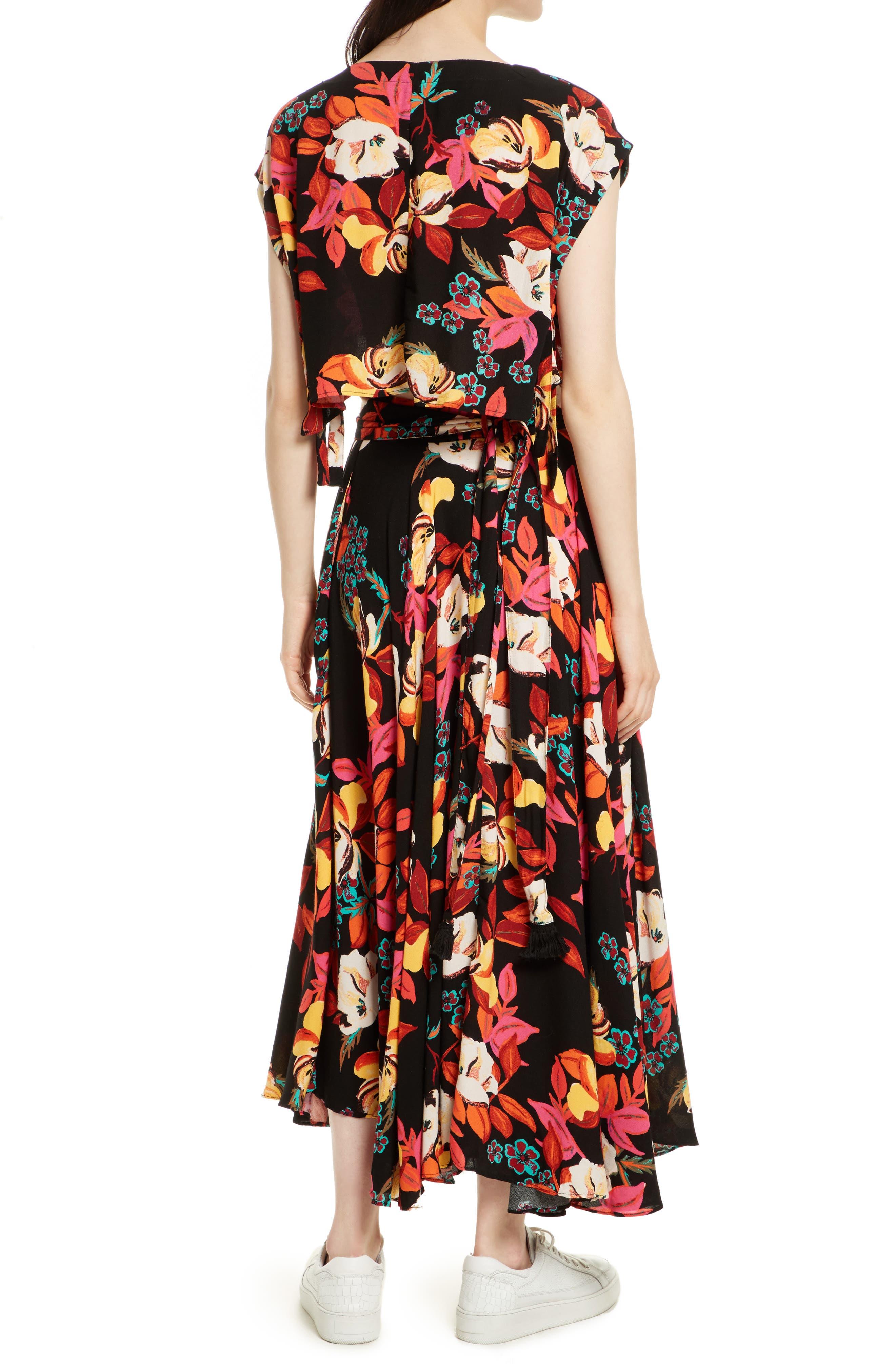 Alternate Image 2  - Free People Sundown Two-Piece Dress