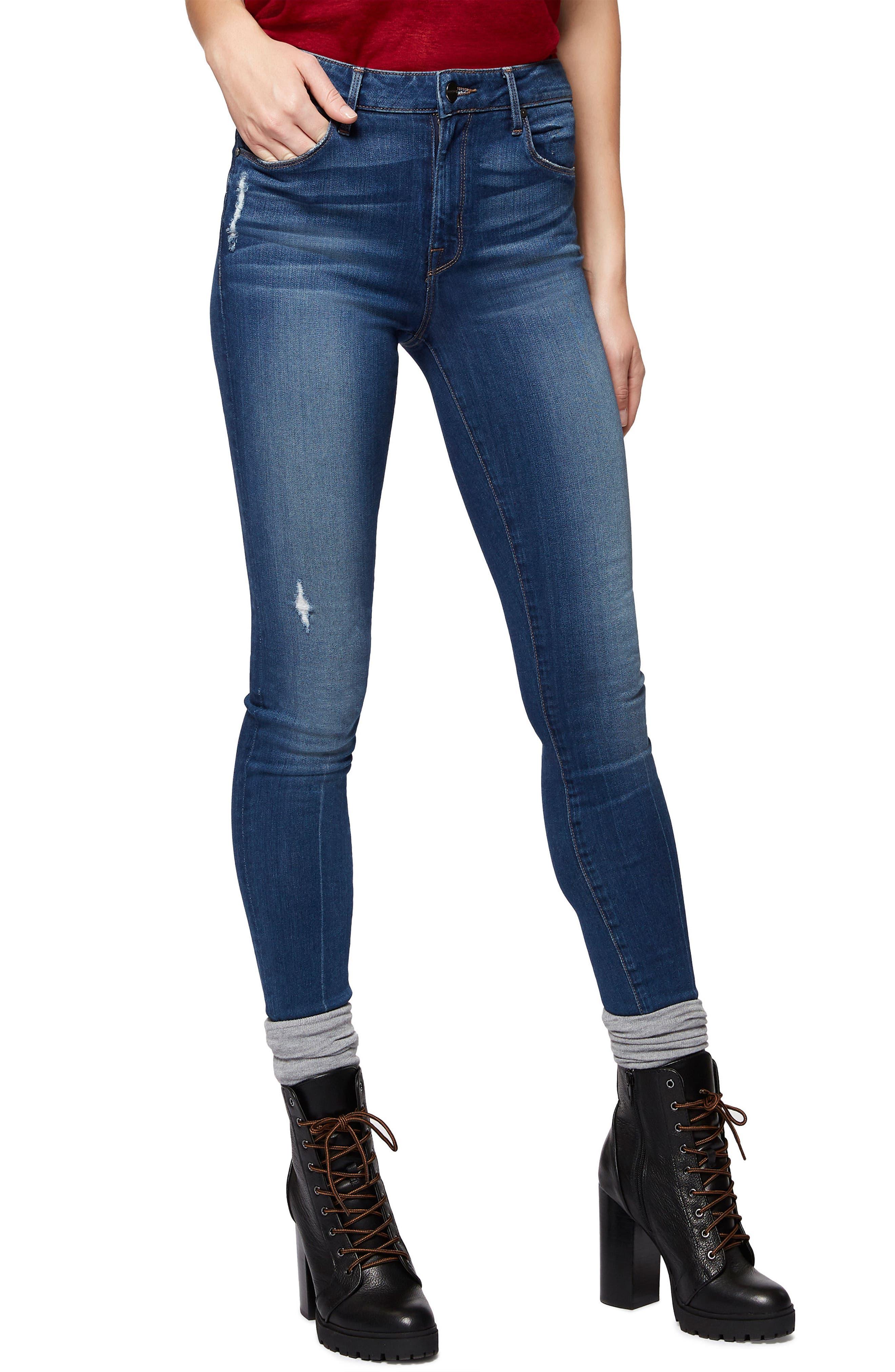 SANCTUARY Saige Curvy Skinny Jeans