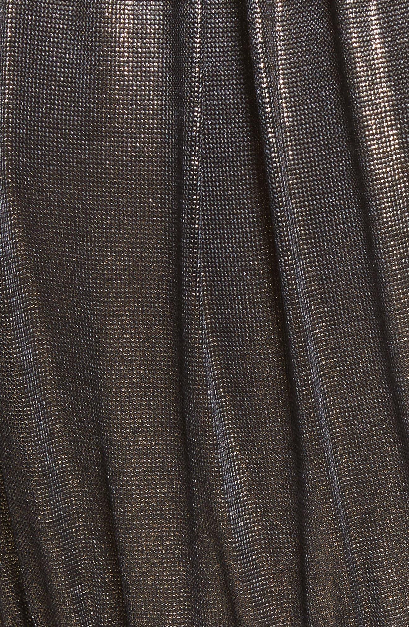 Alternate Image 5  - Tracy Reese Peasant Midi Dress