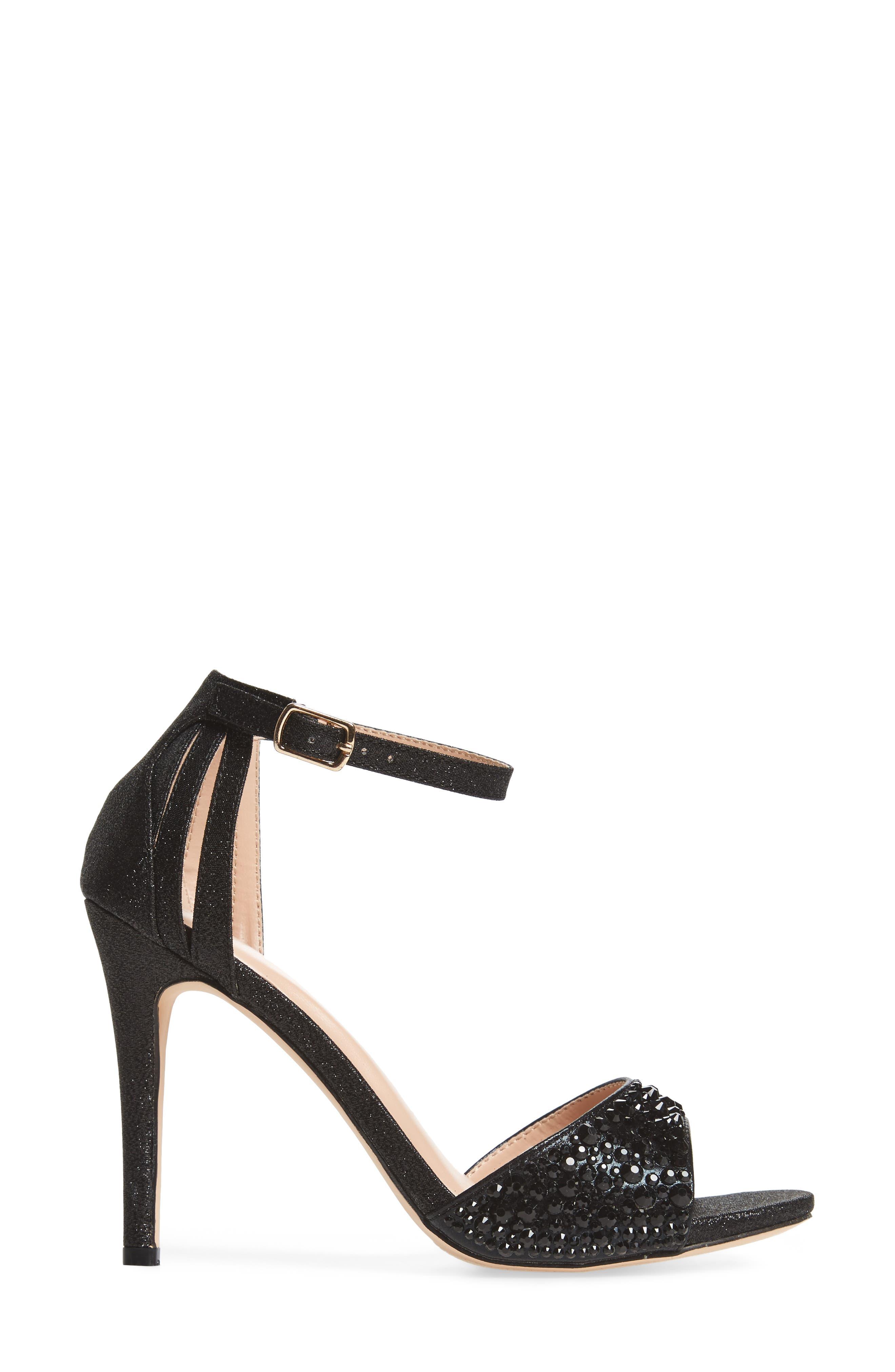 Alternate Image 3  - Lauren Lorraine Maddy Embellished Sandal (Women)