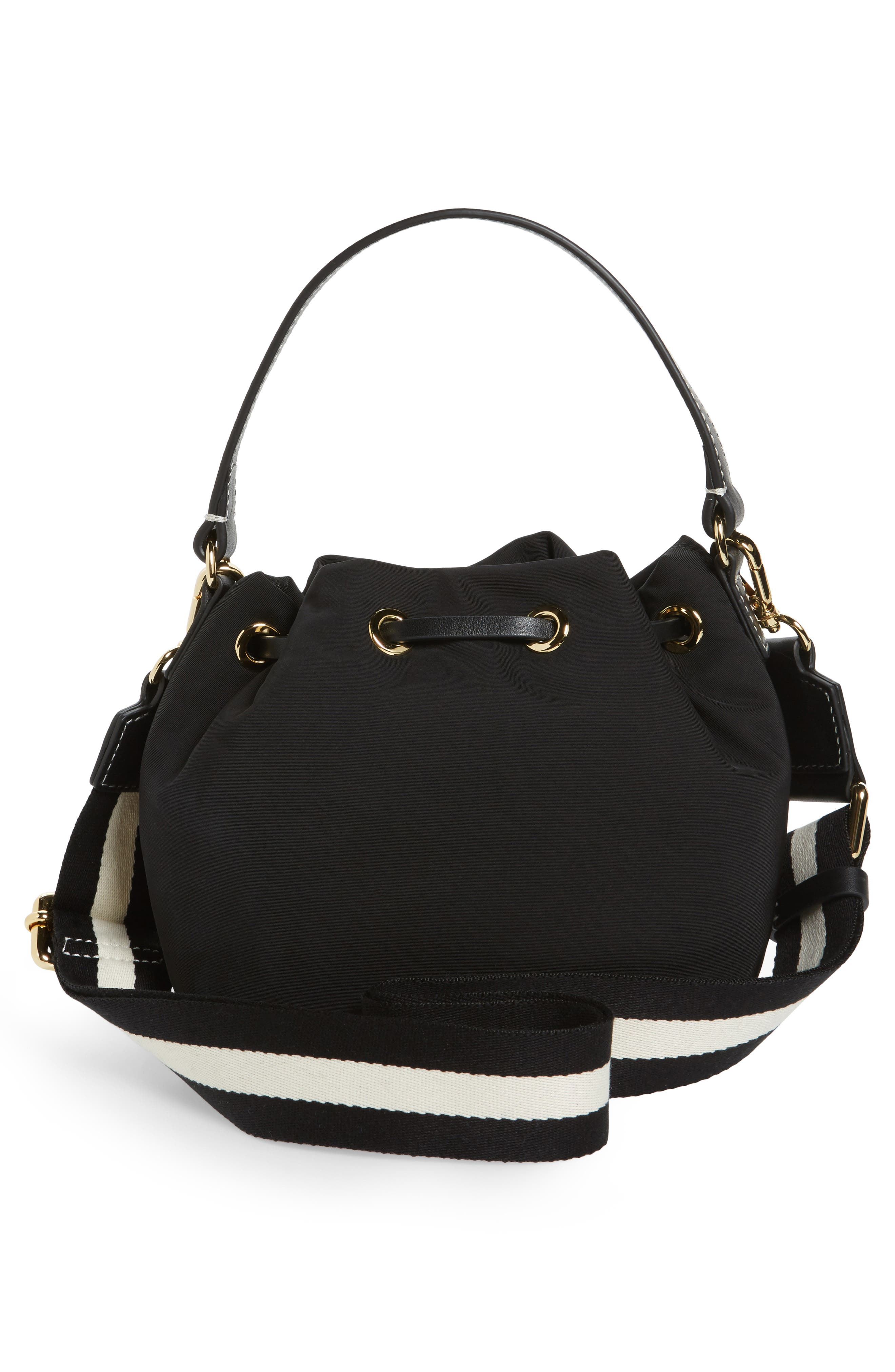 Alternate Image 3  - Frances Valentine Small Ann Nylon Bucket Bag