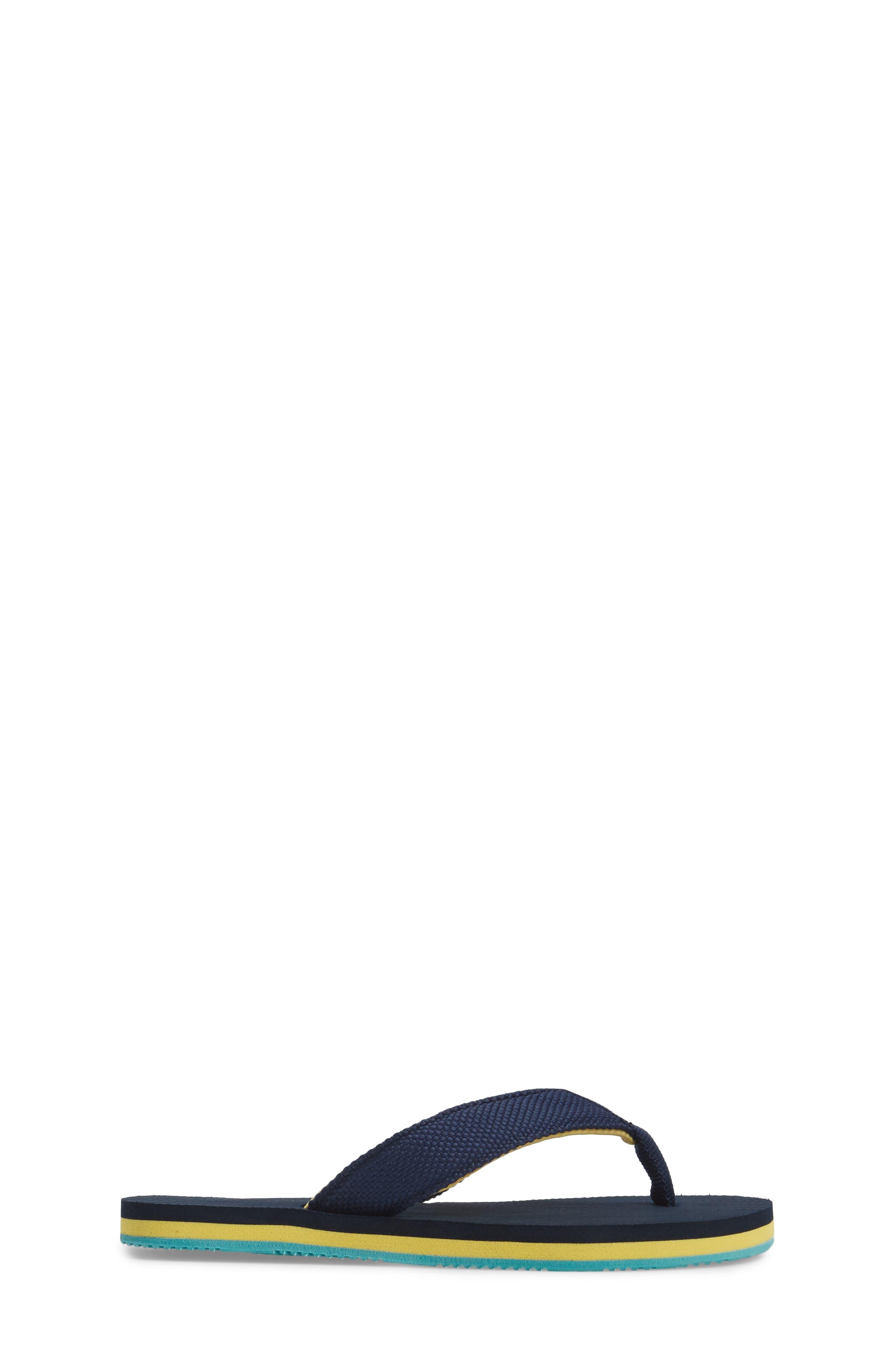 Alternate Image 3  - hari mari Flip Flop (Walker, Toddler & Little Kid)