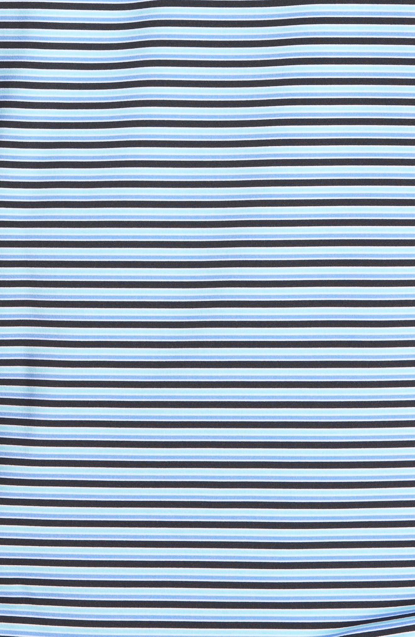 Alternate Image 5  - Cutter & Buck Division Stripe Jersey Polo