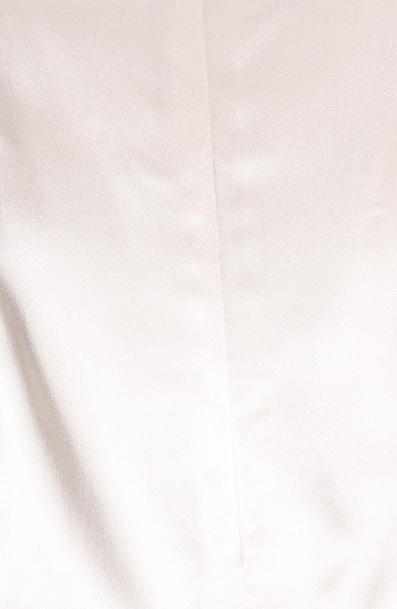 Alternate Image 5  - Cushnie et Ochs Silk Sash Camisole