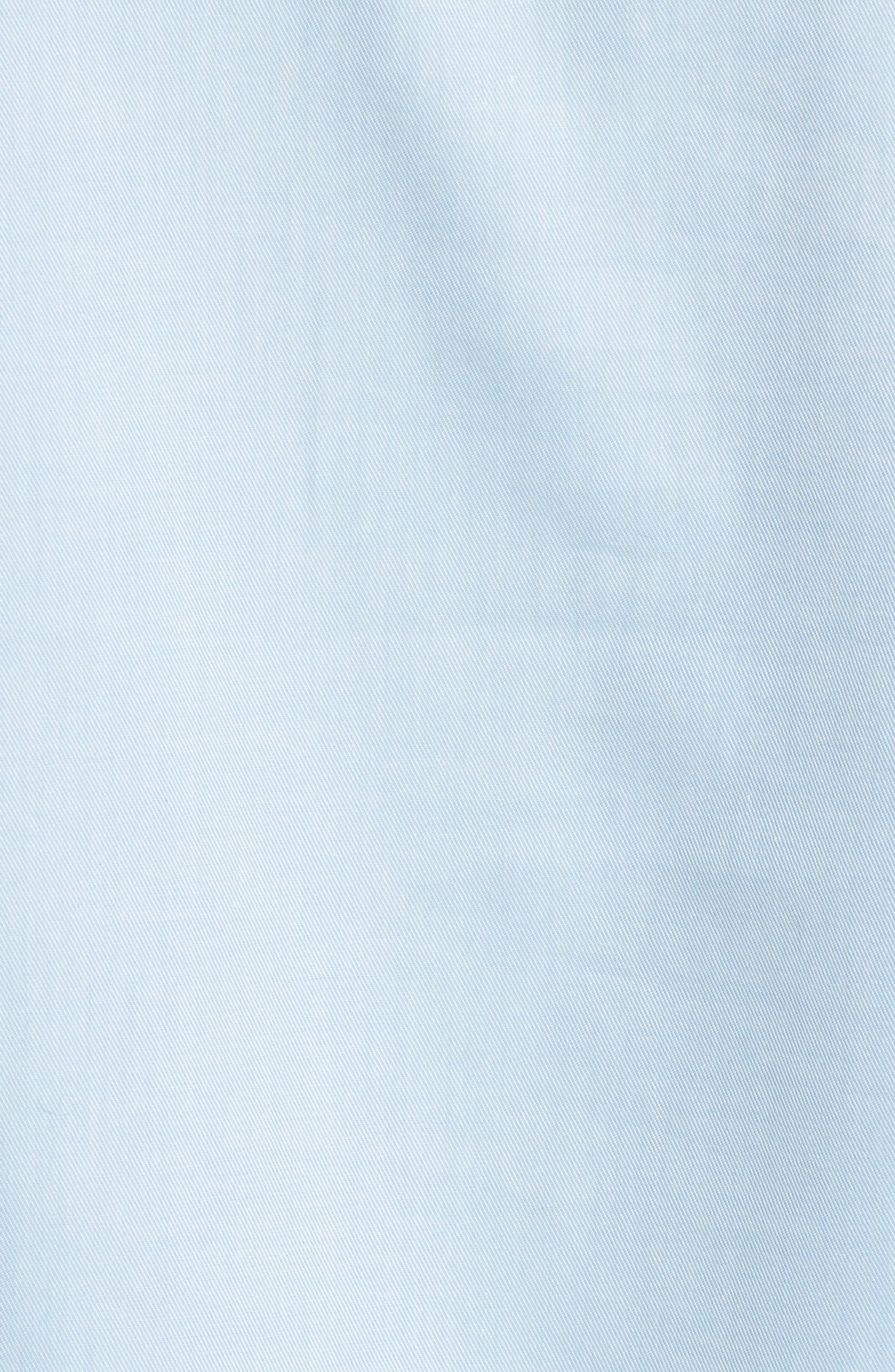 Marques'Almeida Double Sleeve Blouse,                             Alternate thumbnail 6, color,                             Light Blue