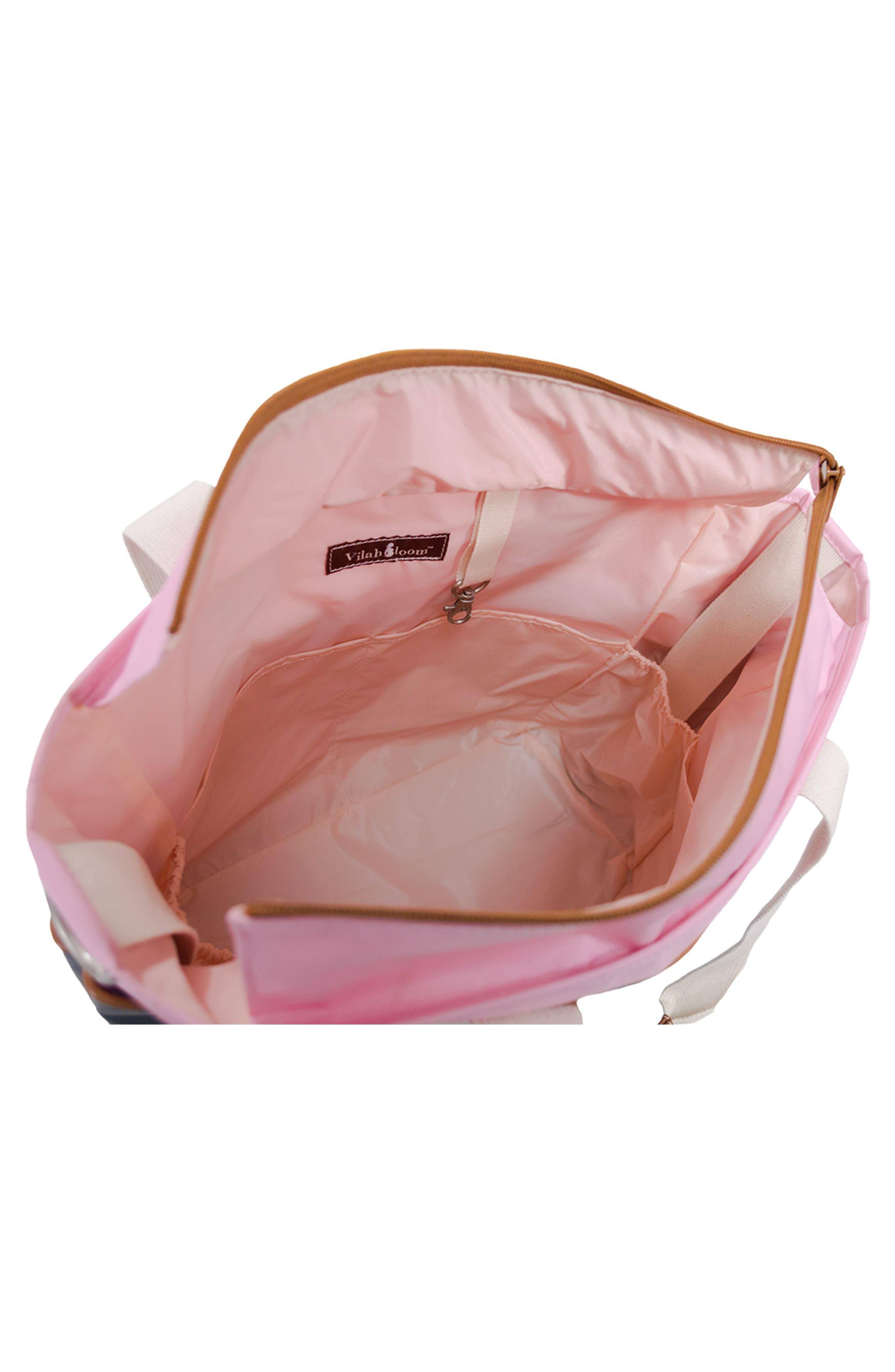 Alternate Image 3  - Vilah Bloom Harbor Side Tote Diaper Bag