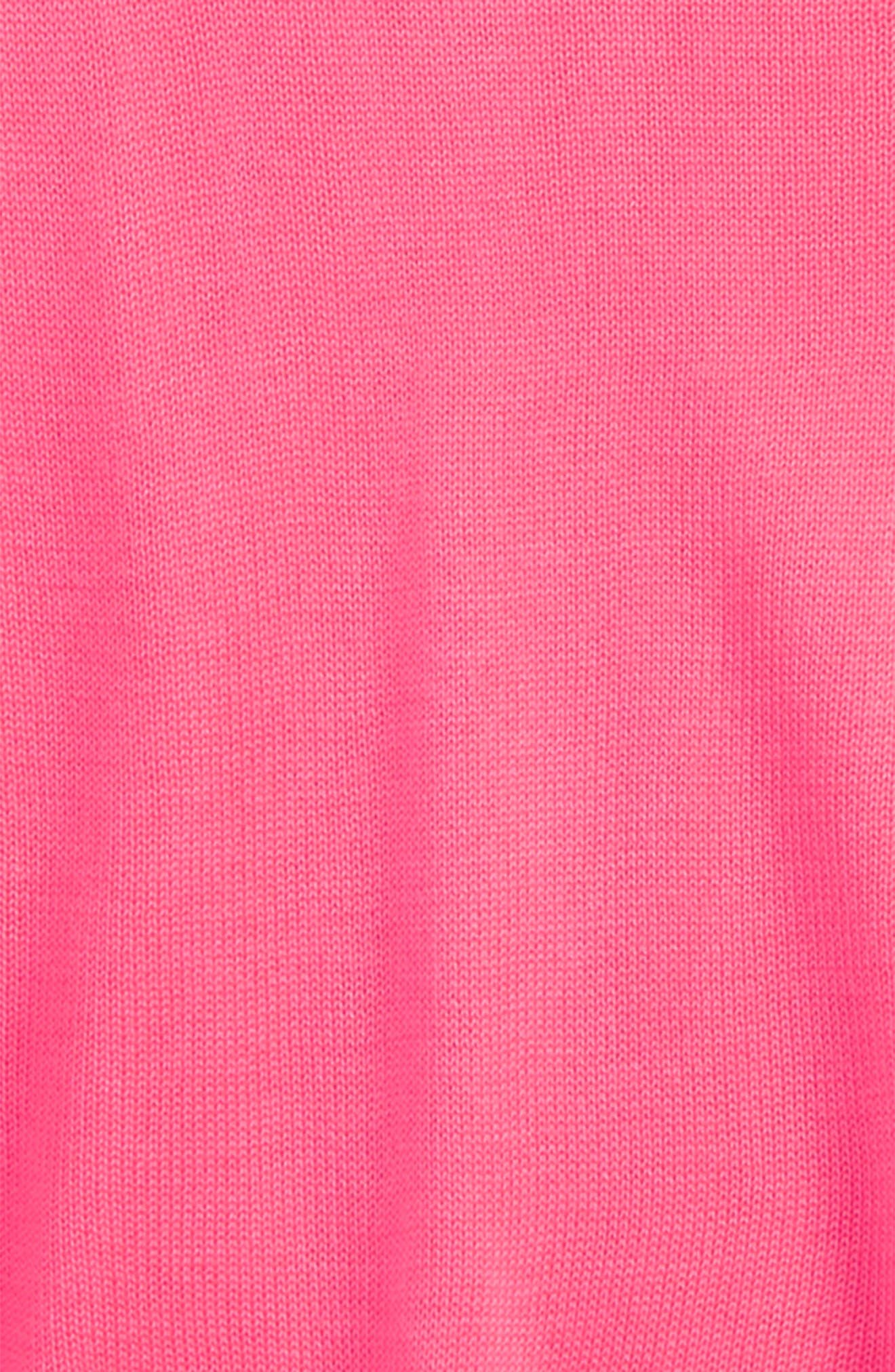Lilly Pulizter<sup>®</sup> Mini Ramona Sweater,                             Alternate thumbnail 2, color,                             Colony Coral