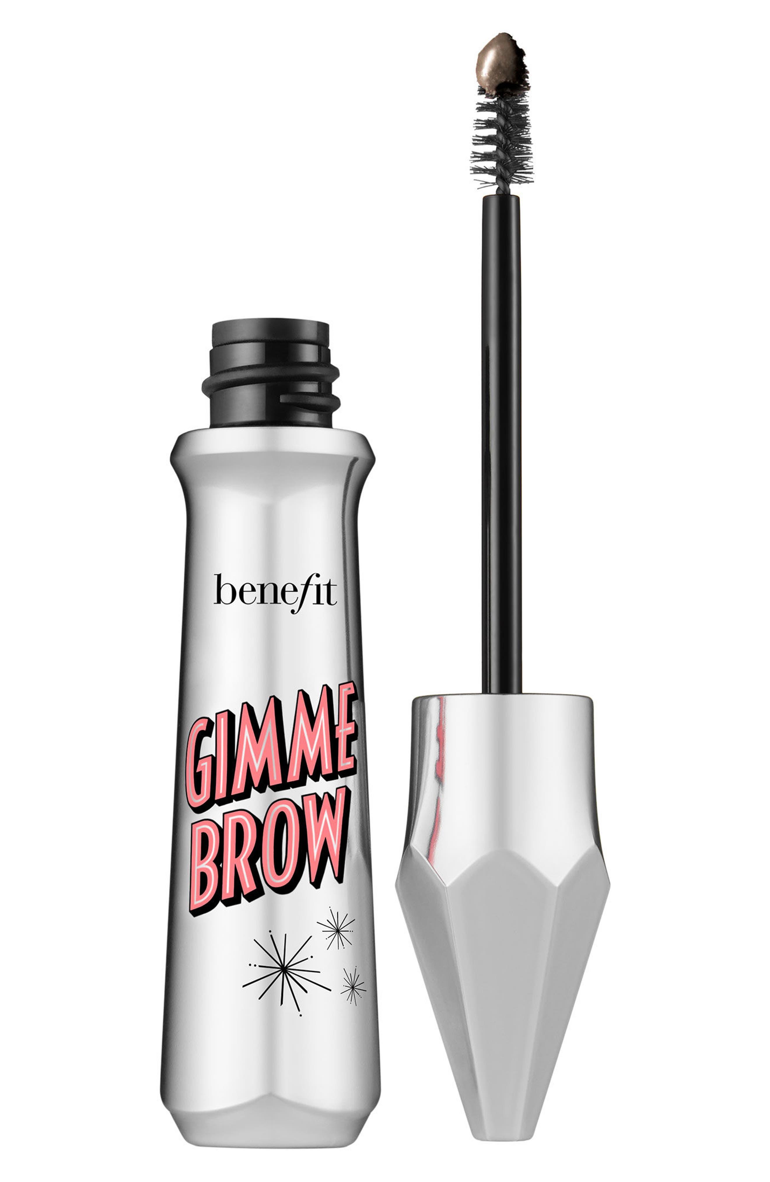 Alternate Image 1 Selected - Benefit Gimme Brow Volumizing Fiber Gel