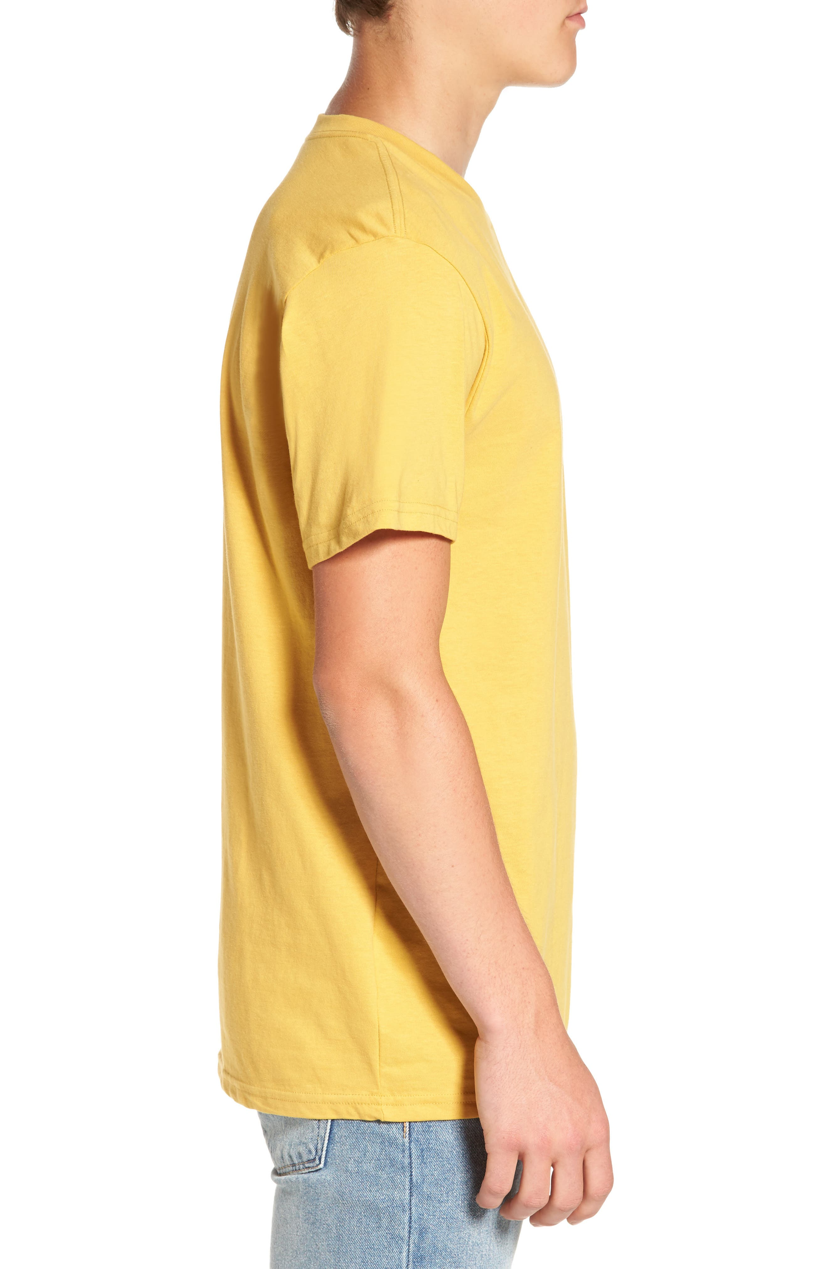 Alternate Image 3  - Billabong Diver Graphic T-Shirt
