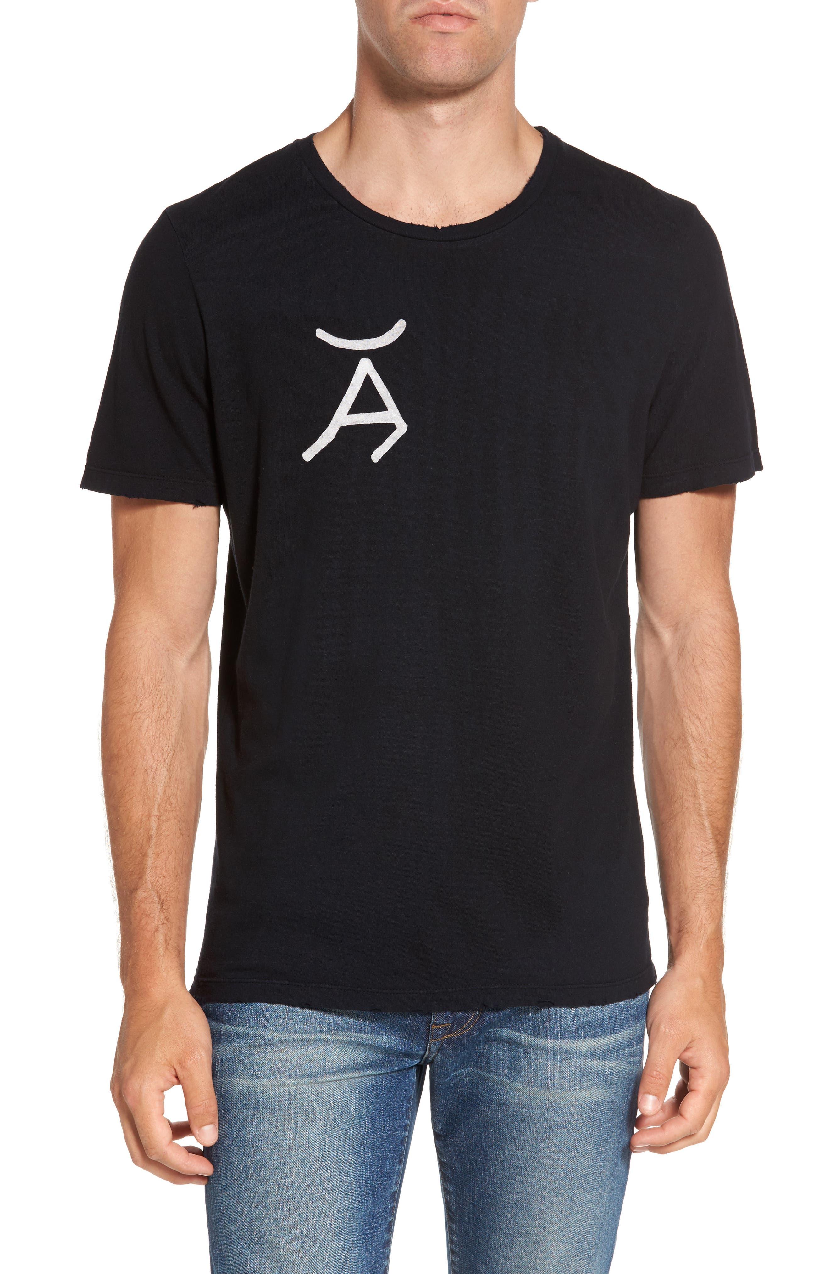 Bronco 3 T-Shirt,                             Main thumbnail 1, color,                             Noir