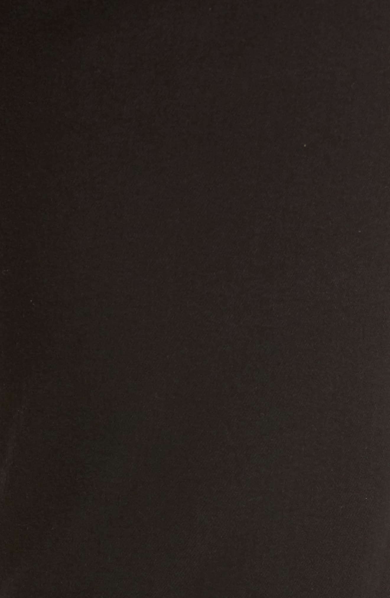Alternate Image 5  - 7 For All Mankind® b(air) Bootcut Jeans (b(air) Black)
