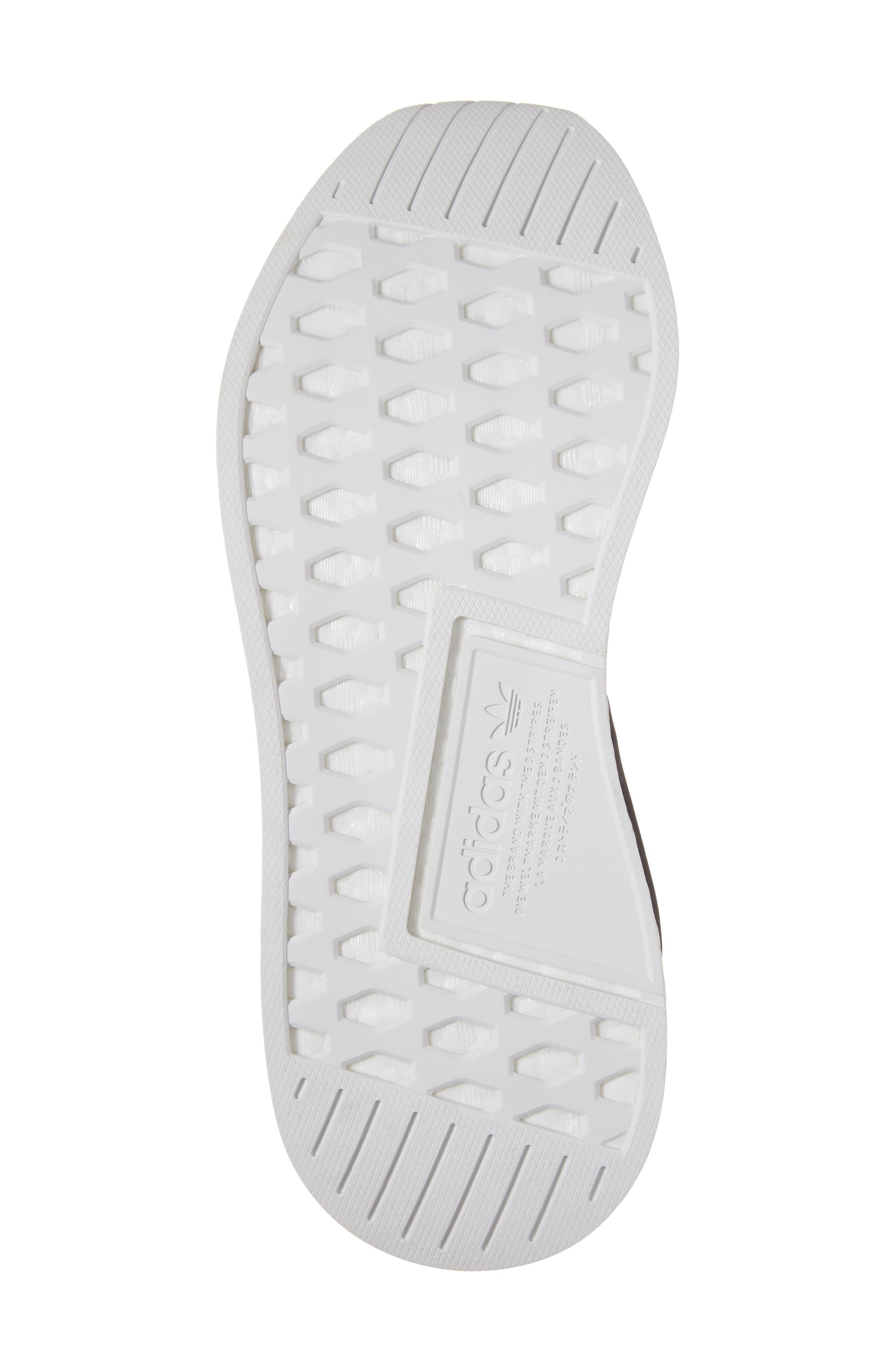 NMD R2 Primeknit Athletic Shoe,                             Alternate thumbnail 6, color,                             Wonder Pink/ Wonder Pink