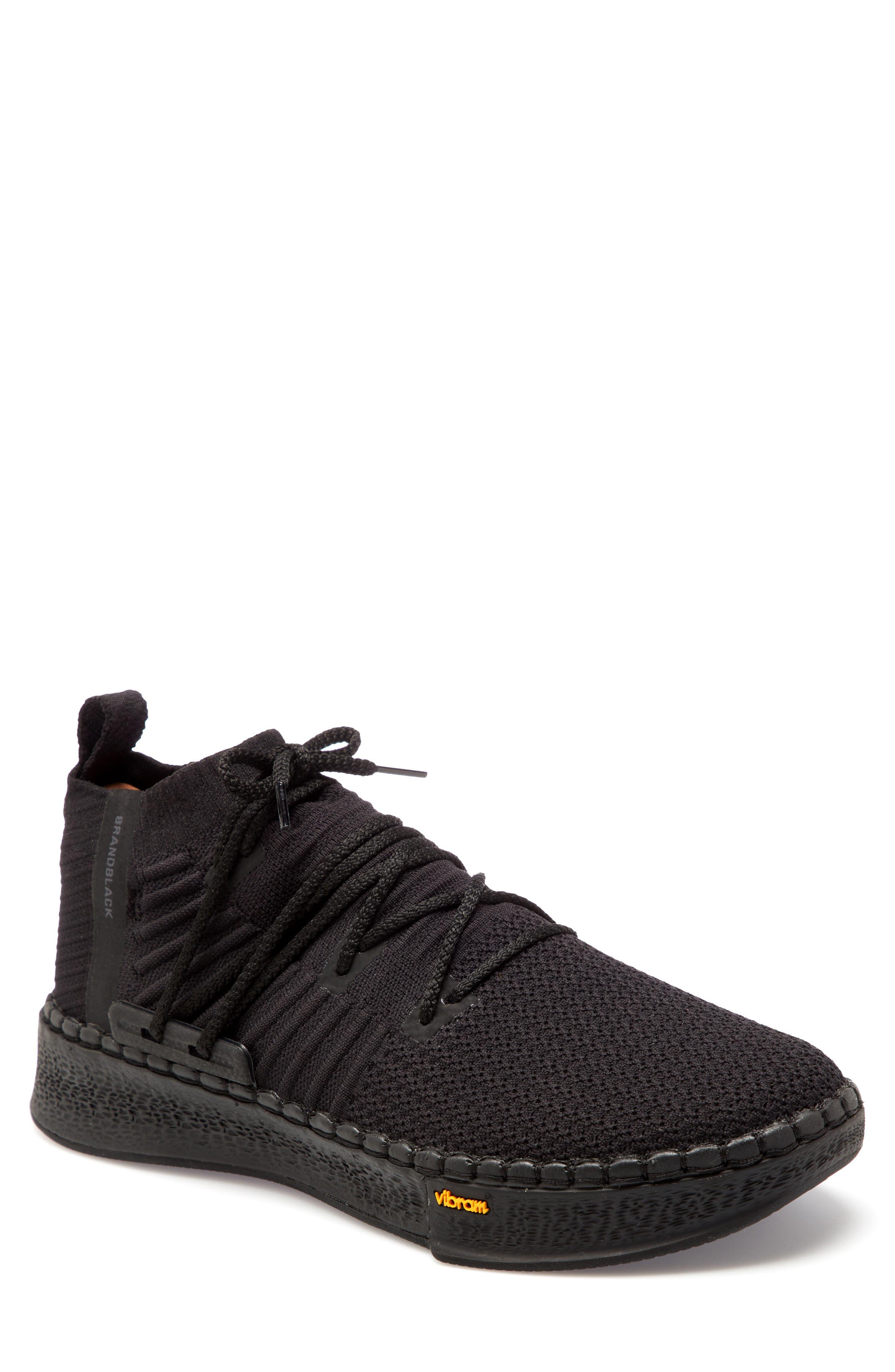 Delta Sneaker,                         Main,                         color, Black