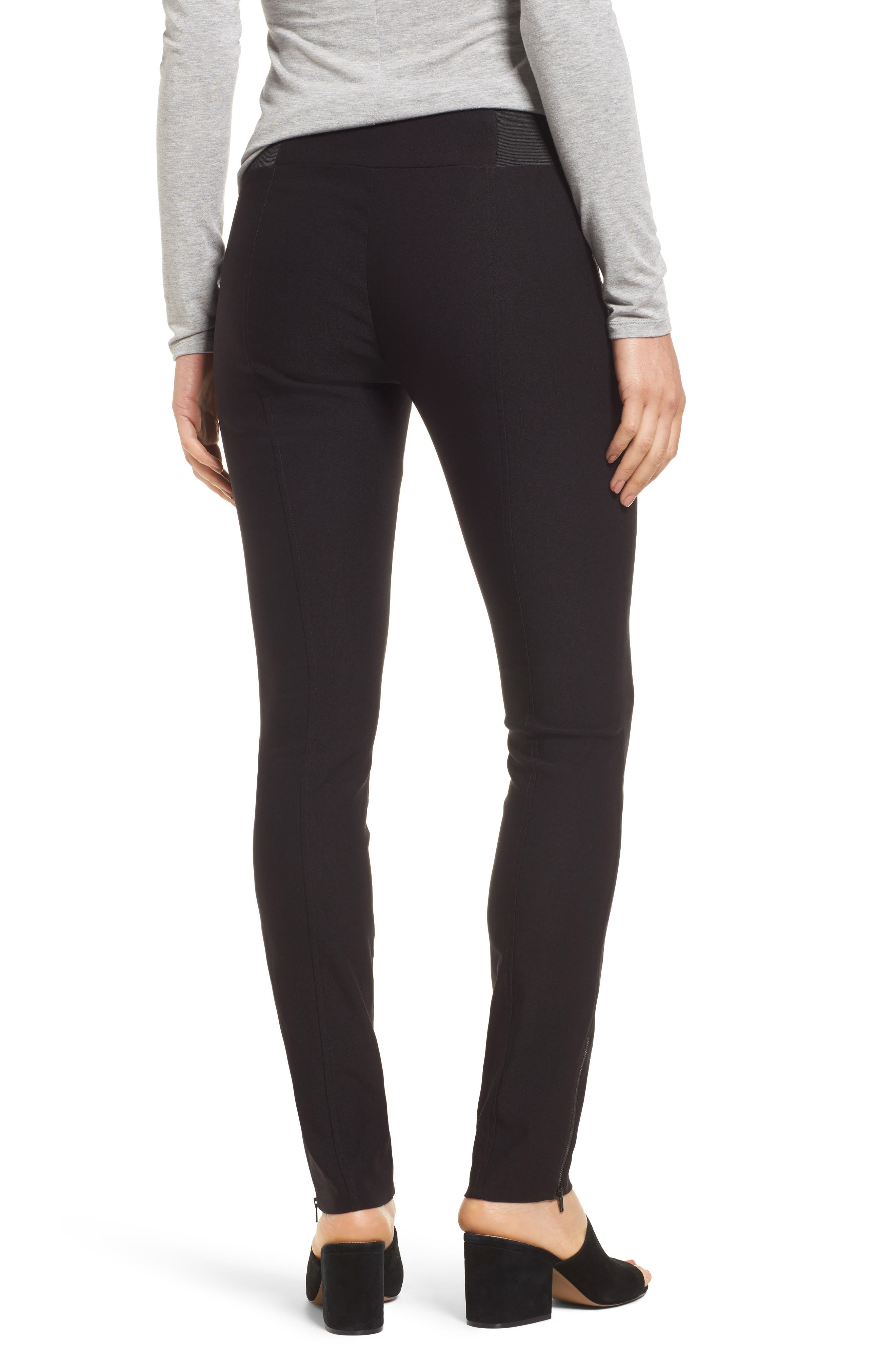 Alternate Image 2  - NIC+ZOE Zip Ankle Wonder Stretch Pants