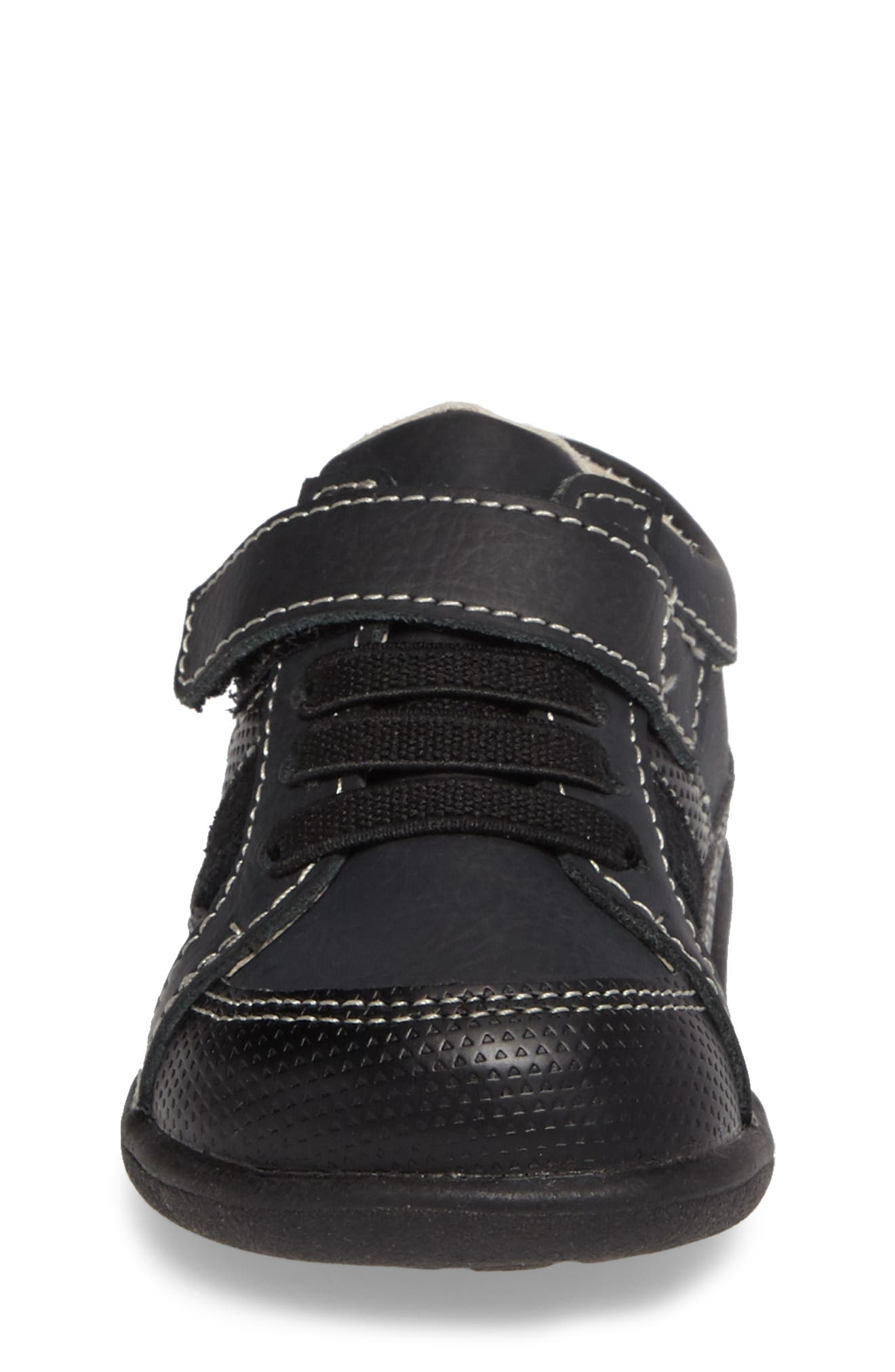 Randall II Sneaker,                             Alternate thumbnail 4, color,                             Black