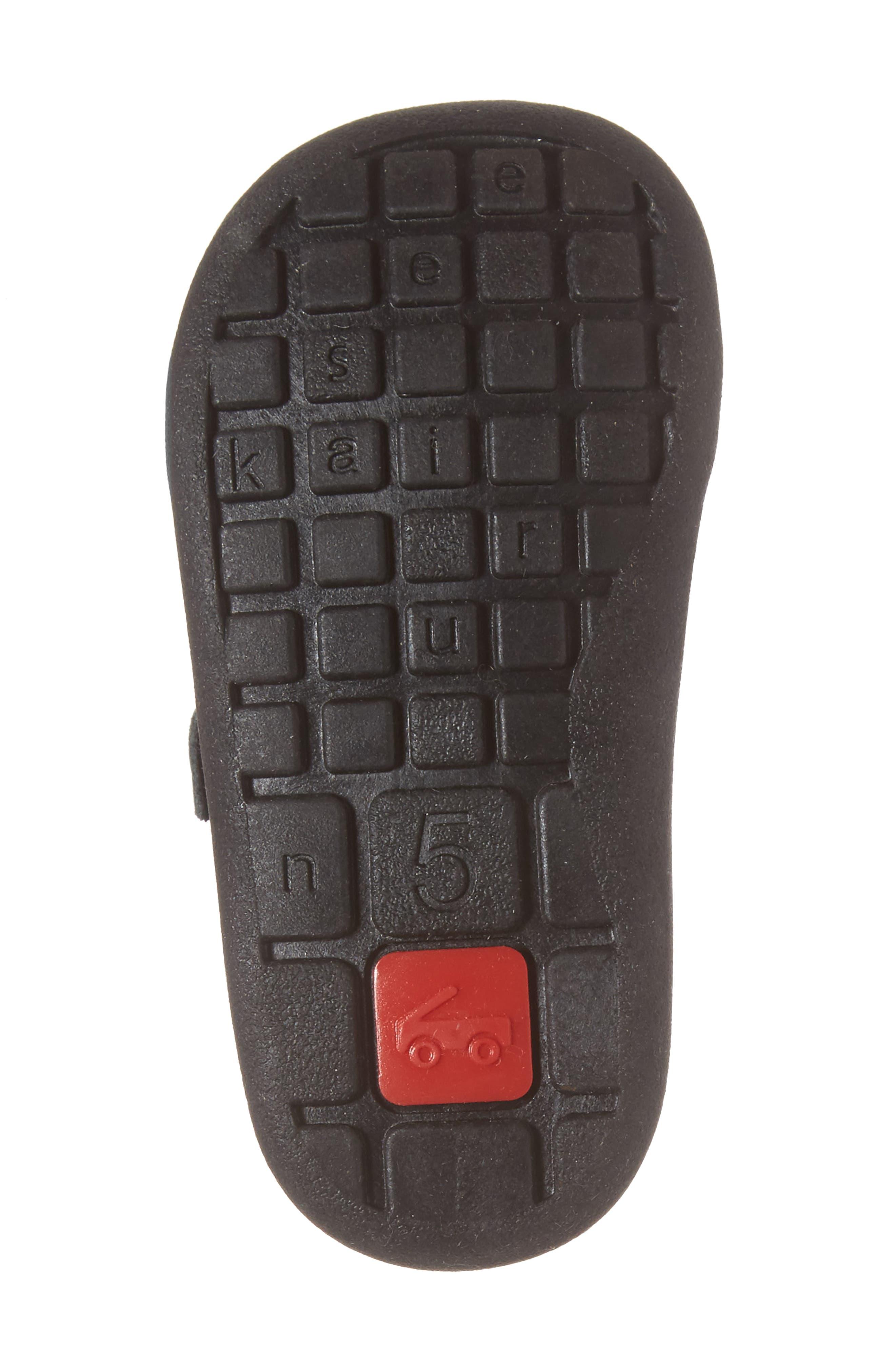 Randall II Sneaker,                             Alternate thumbnail 6, color,                             Black