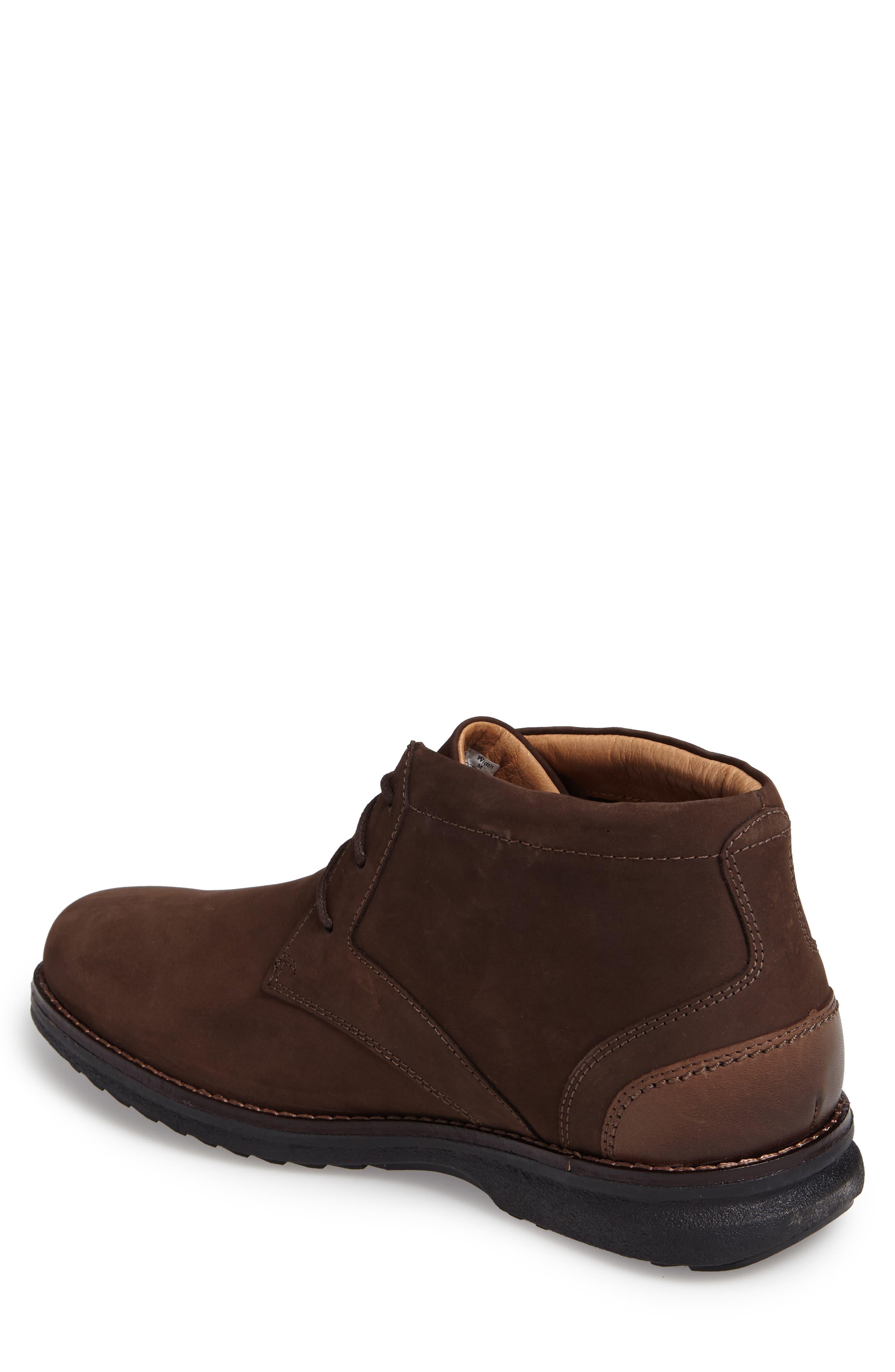 Premium Class Chukka Boot,                             Alternate thumbnail 2, color,                             Brown Nubuck