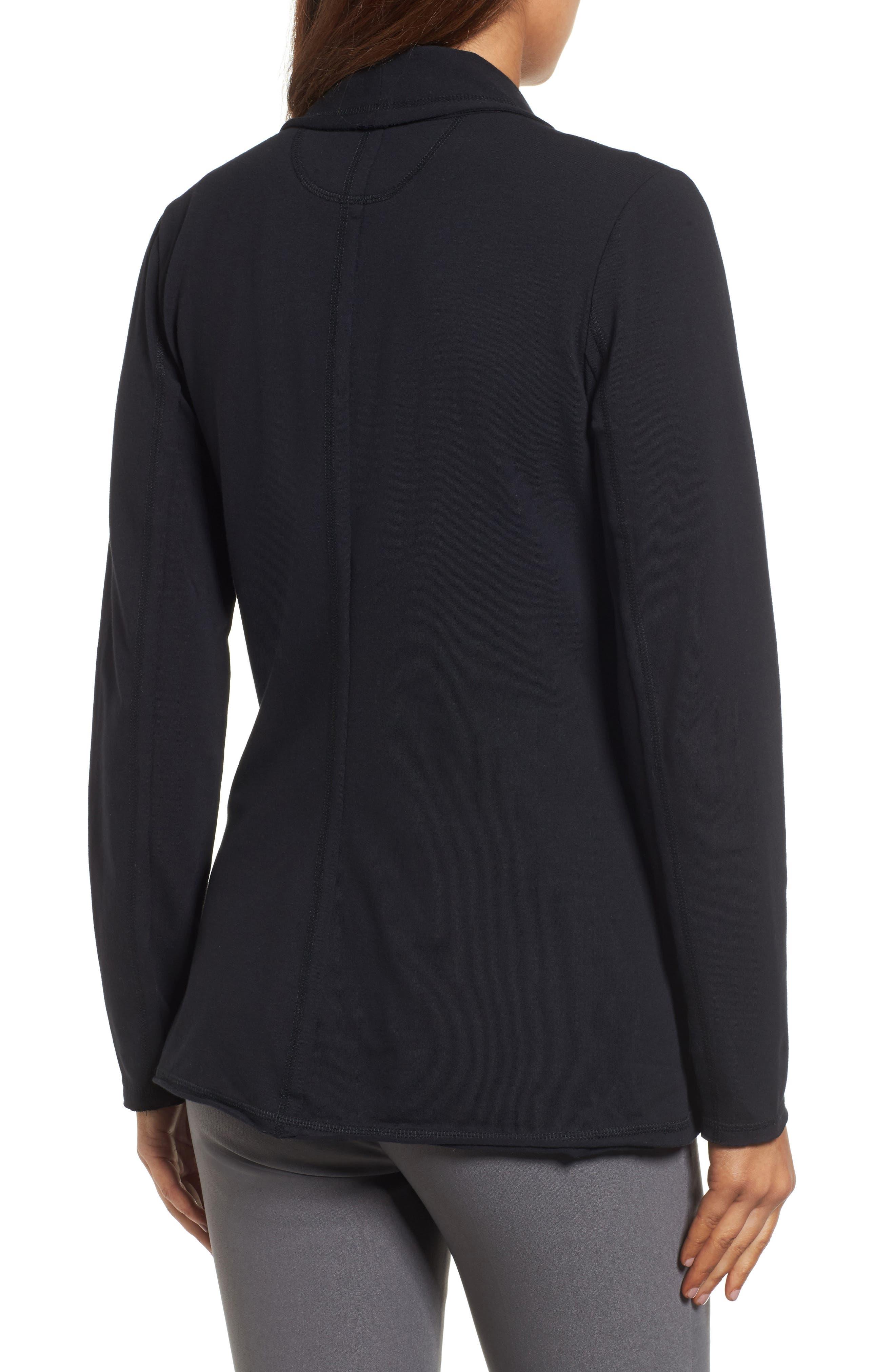 The Perfect Jacket,                             Alternate thumbnail 2, color,                             Black Onyx