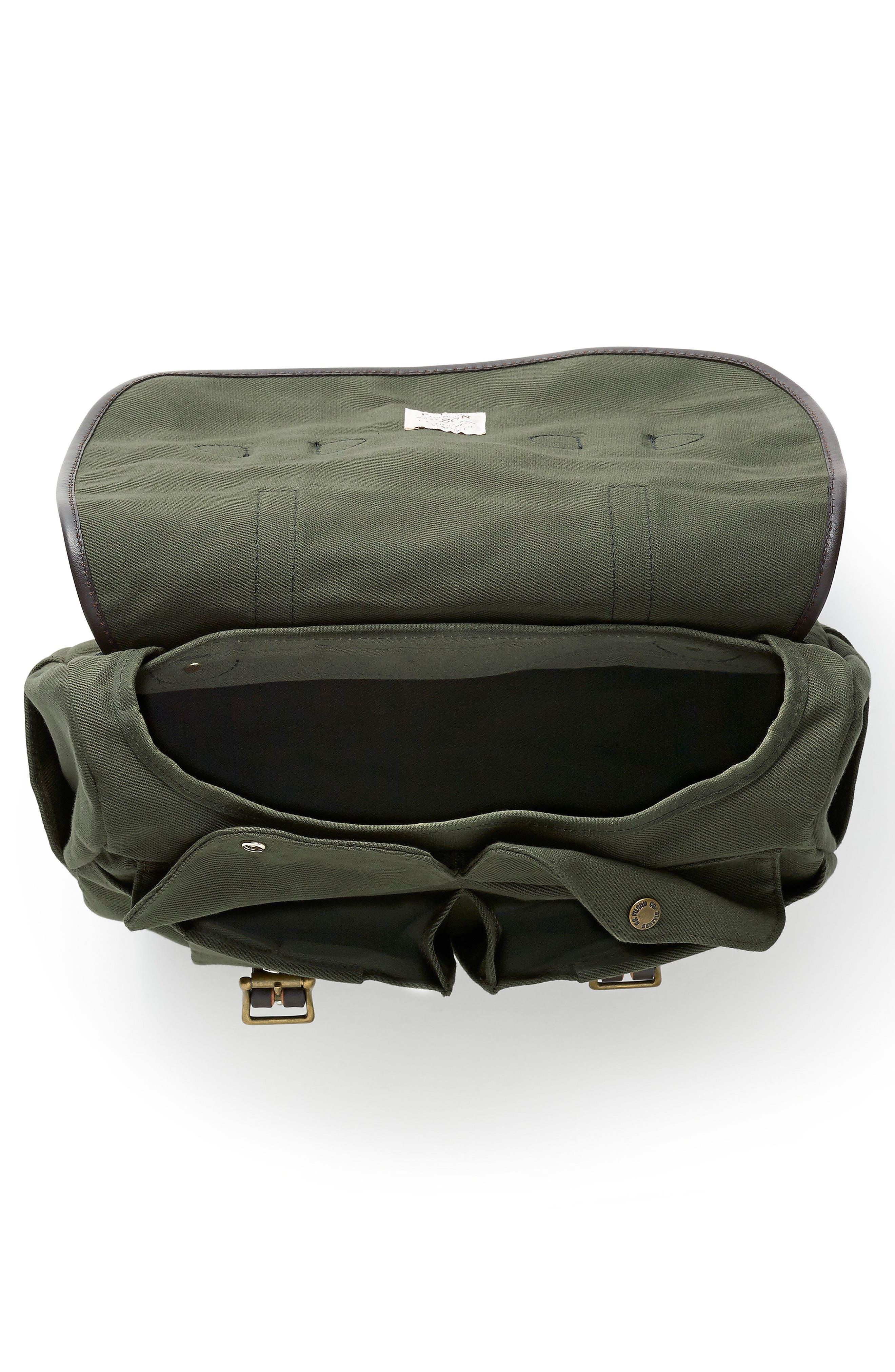 Medium Field Bag,                             Alternate thumbnail 3, color,                             Otter Green