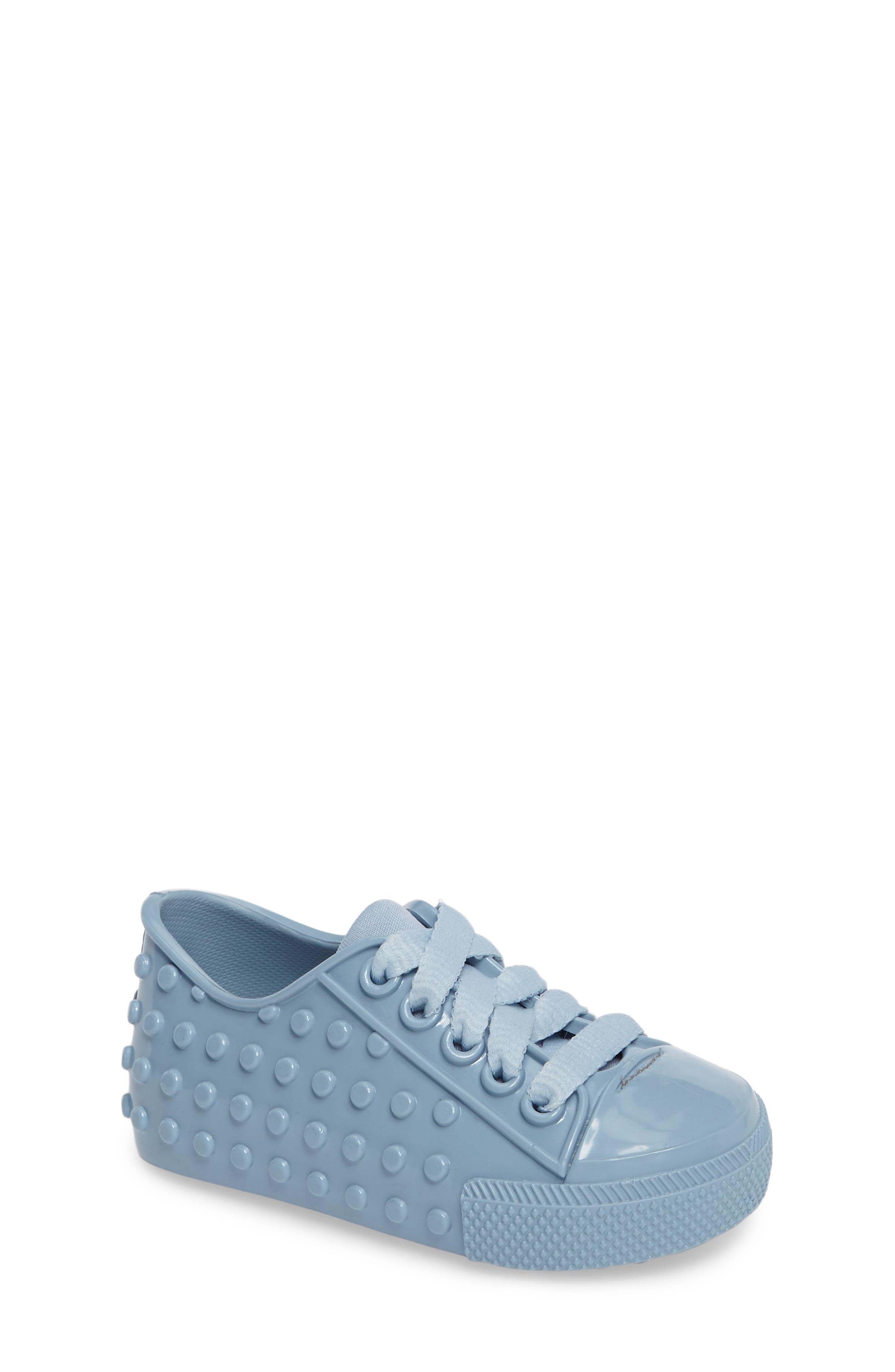 Mini Melissa Polibolha III Sneaker (Walker & Toddler)