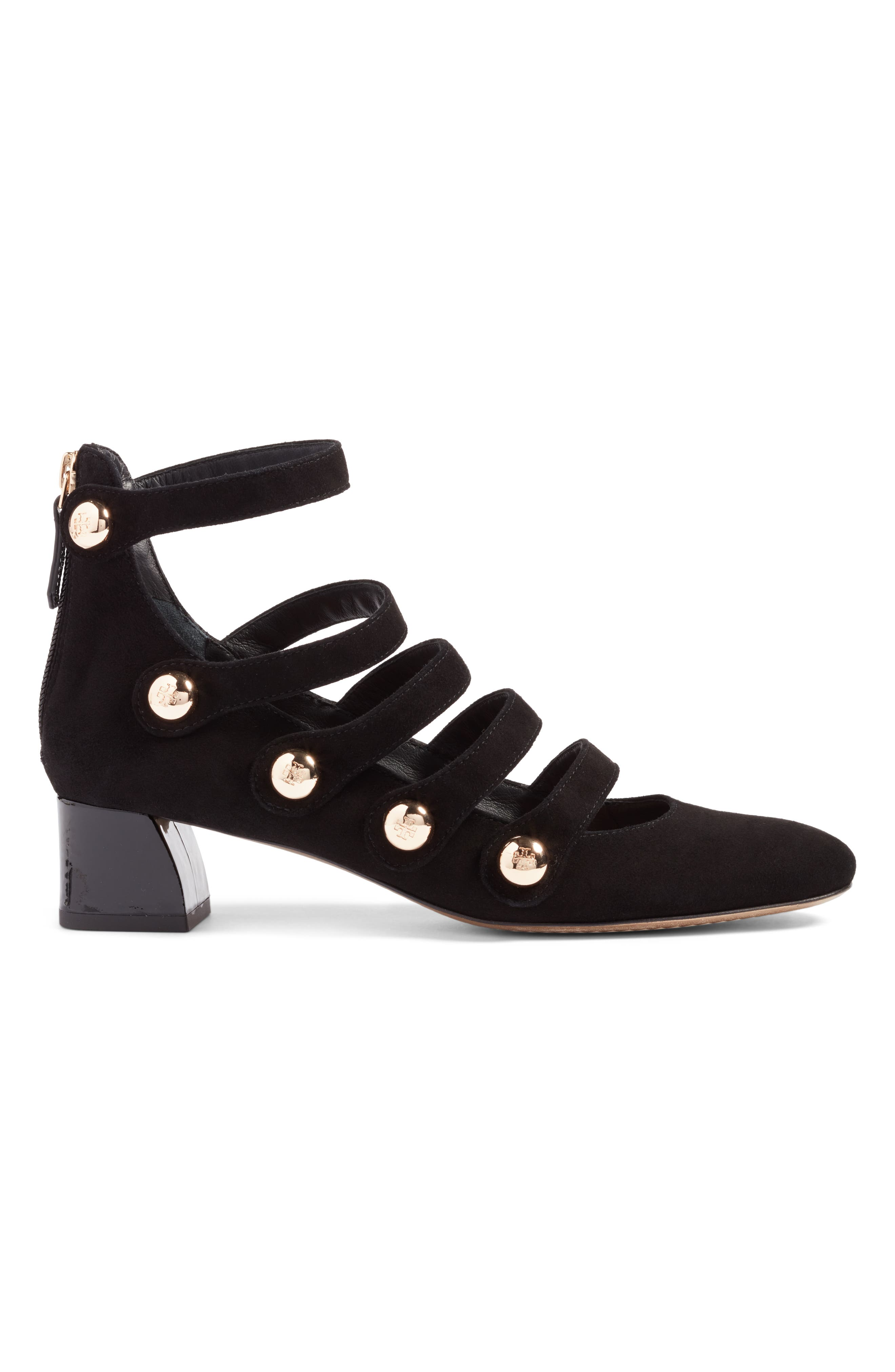 Alternate Image 3  - Tory Burch Marisa Strappy Pump (Women)
