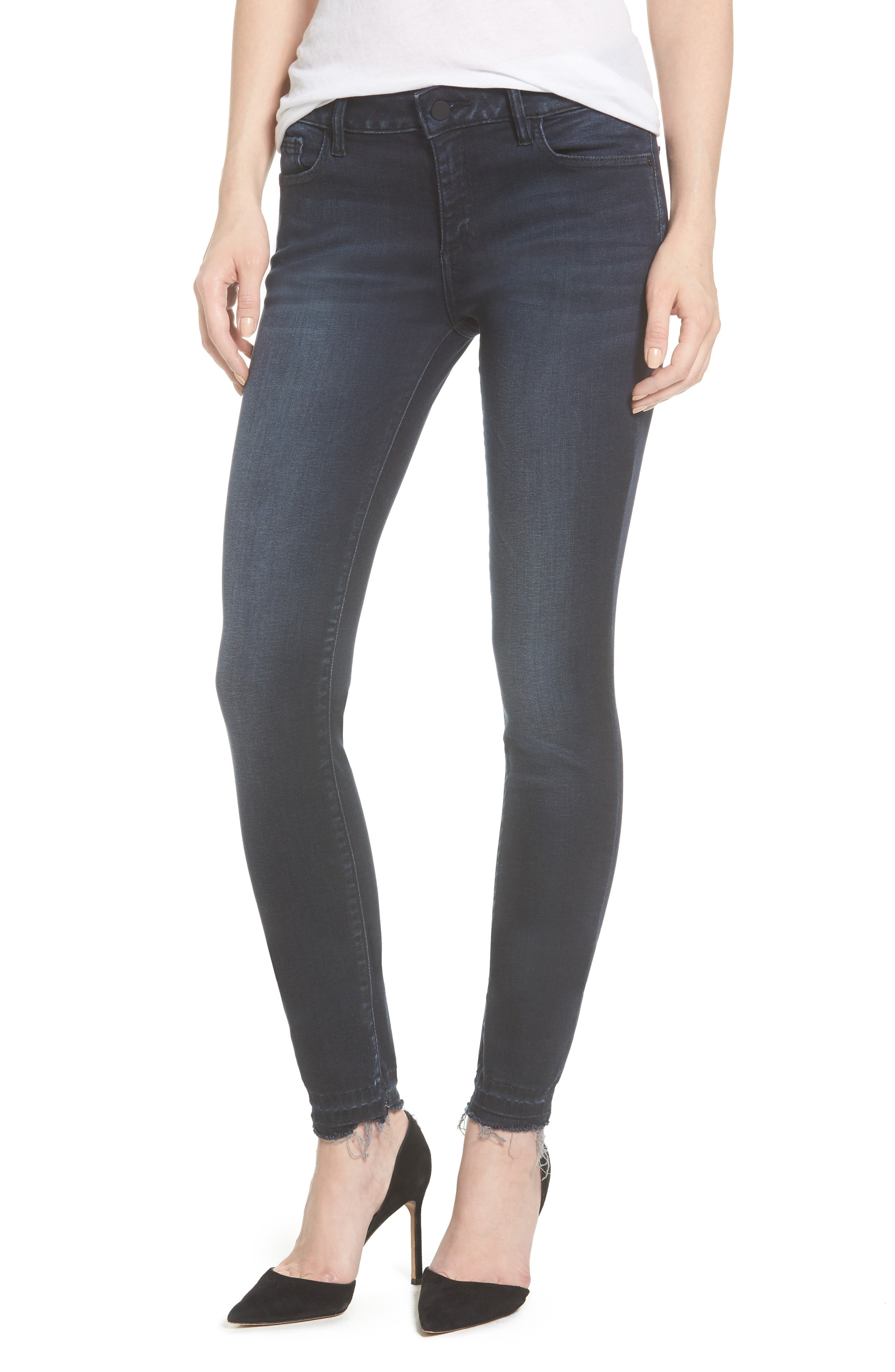 Florence Instasculpt Skinny Jeans,                             Main thumbnail 1, color,                             Sloan