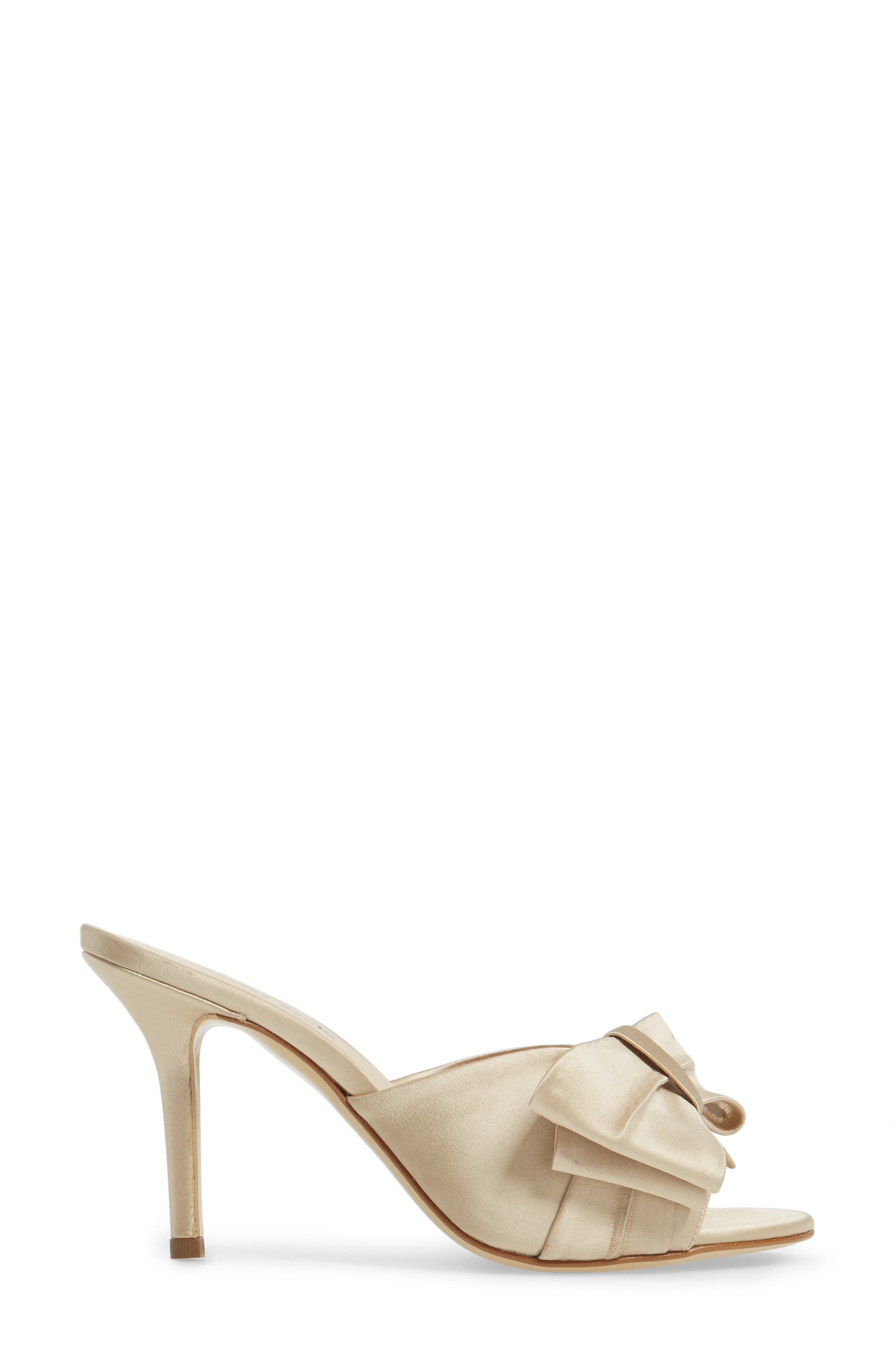 Alternate Image 3  - Charles David Sasha Asymmetrical Bow Mule (Women)