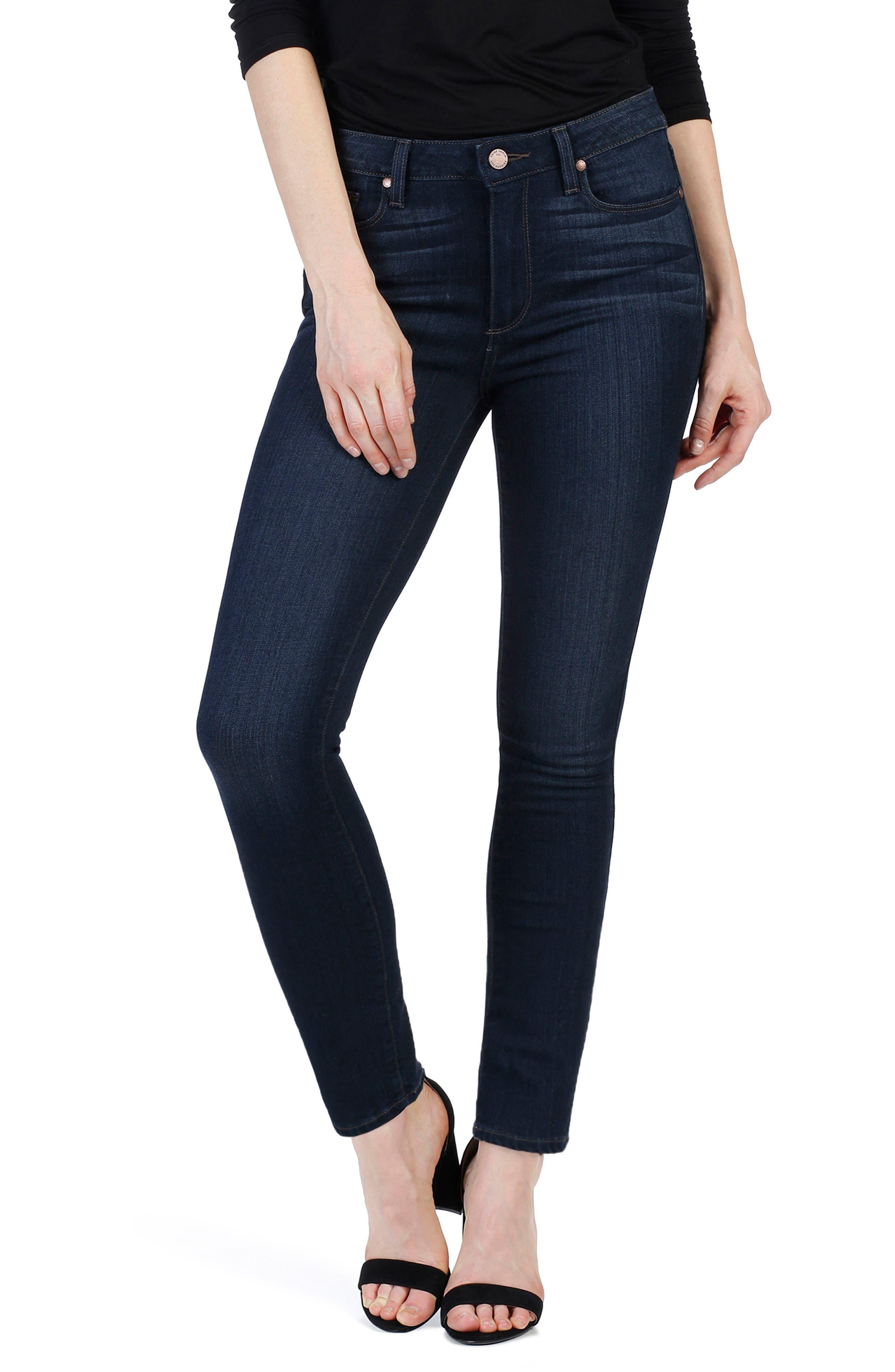 PAIGE Transcend - Skyline Skinny Jeans (Elsie)