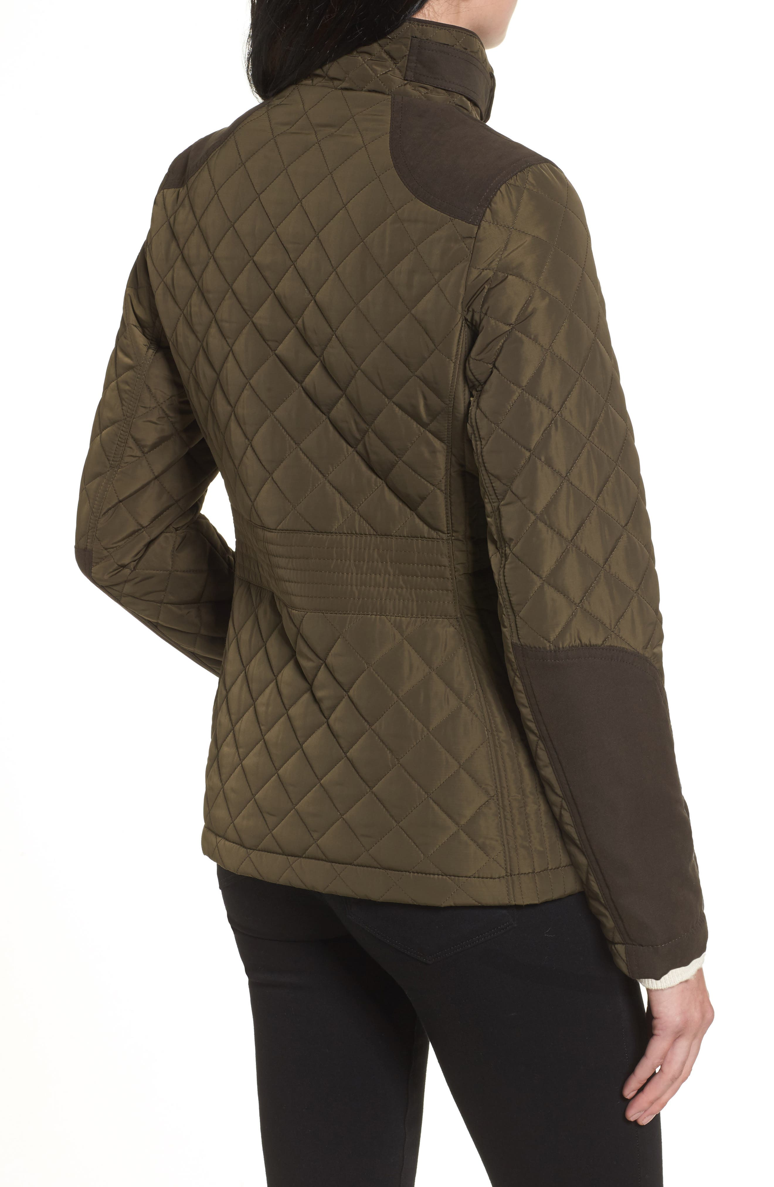 Insulated Jacket,                             Alternate thumbnail 2, color,                             Fatigue
