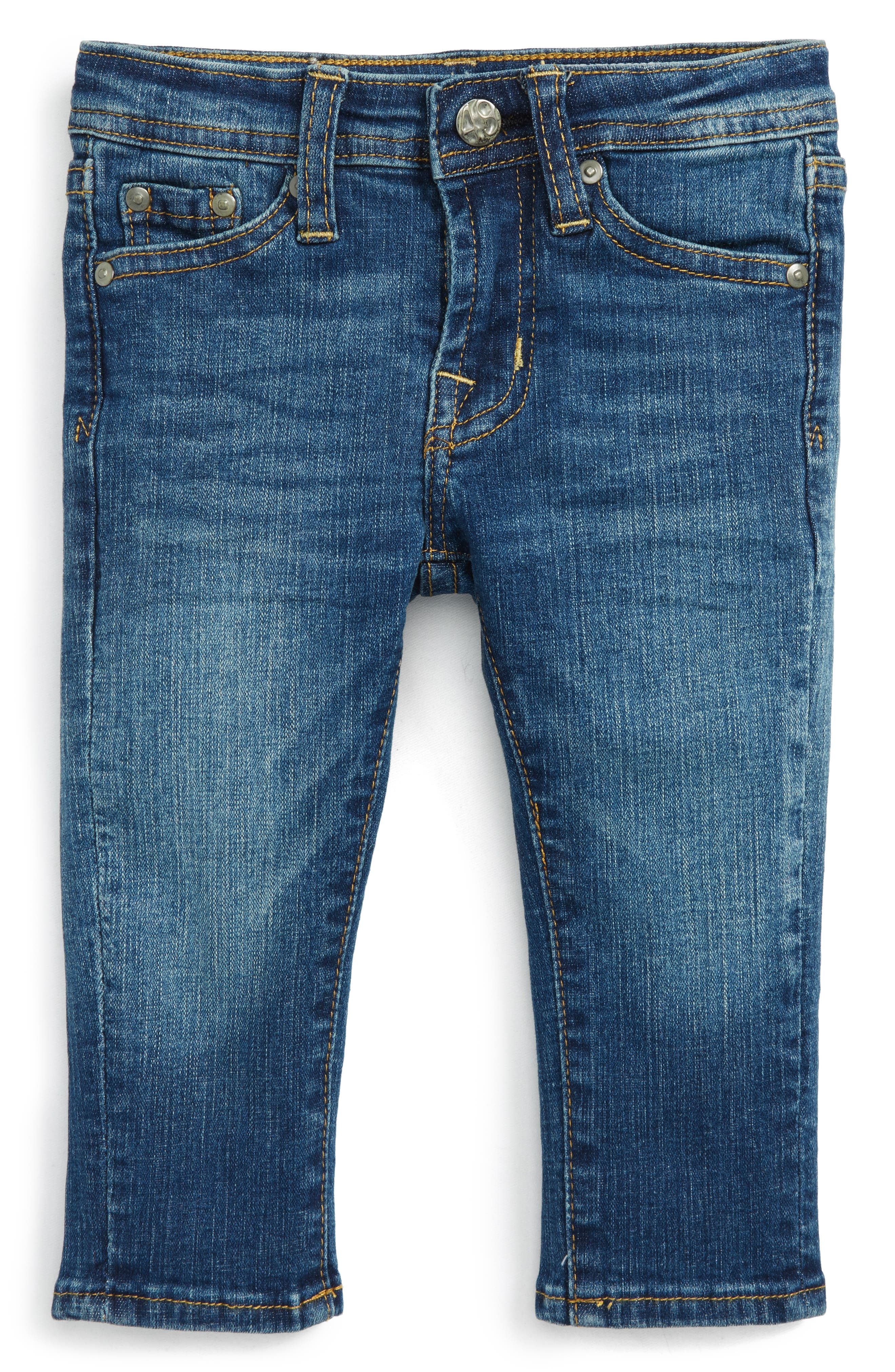 Alternate Image 1 Selected - ag adriano goldschmied kids The Stryker Slim Straight Leg Jeans (Baby Boys)