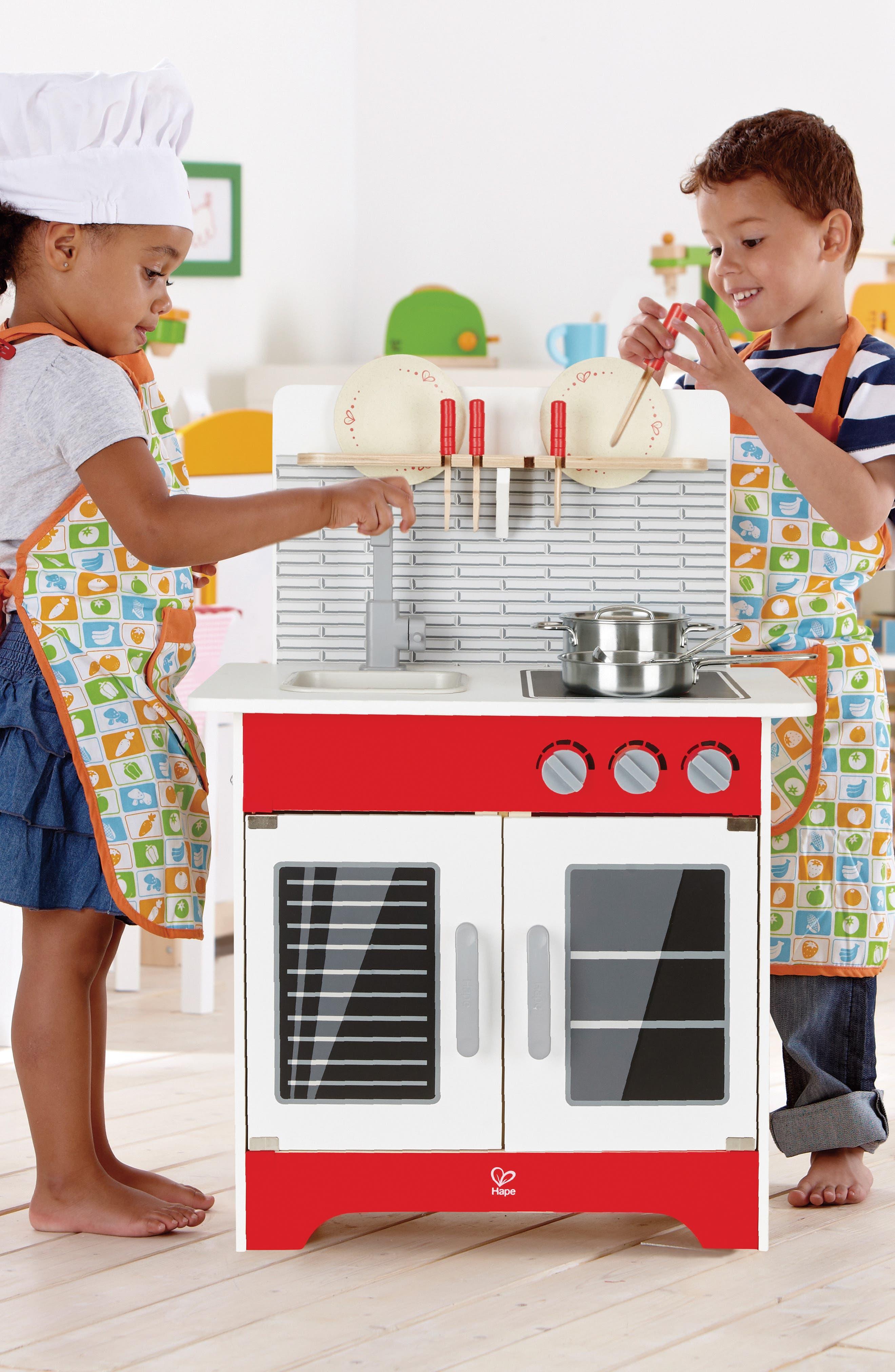 Alternate Image 6  - Hape City Cafe Play Kitchen