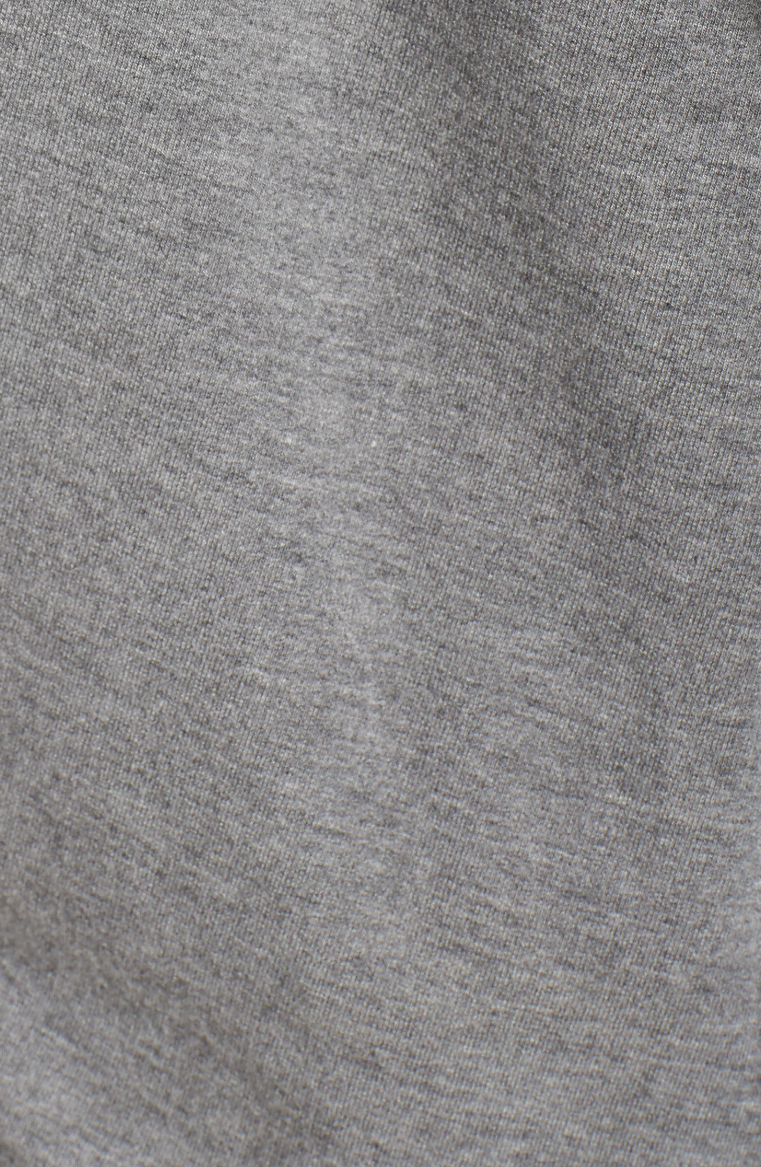 Alternate Image 6  - UGG® Faux Shearling Shawl Cardigan