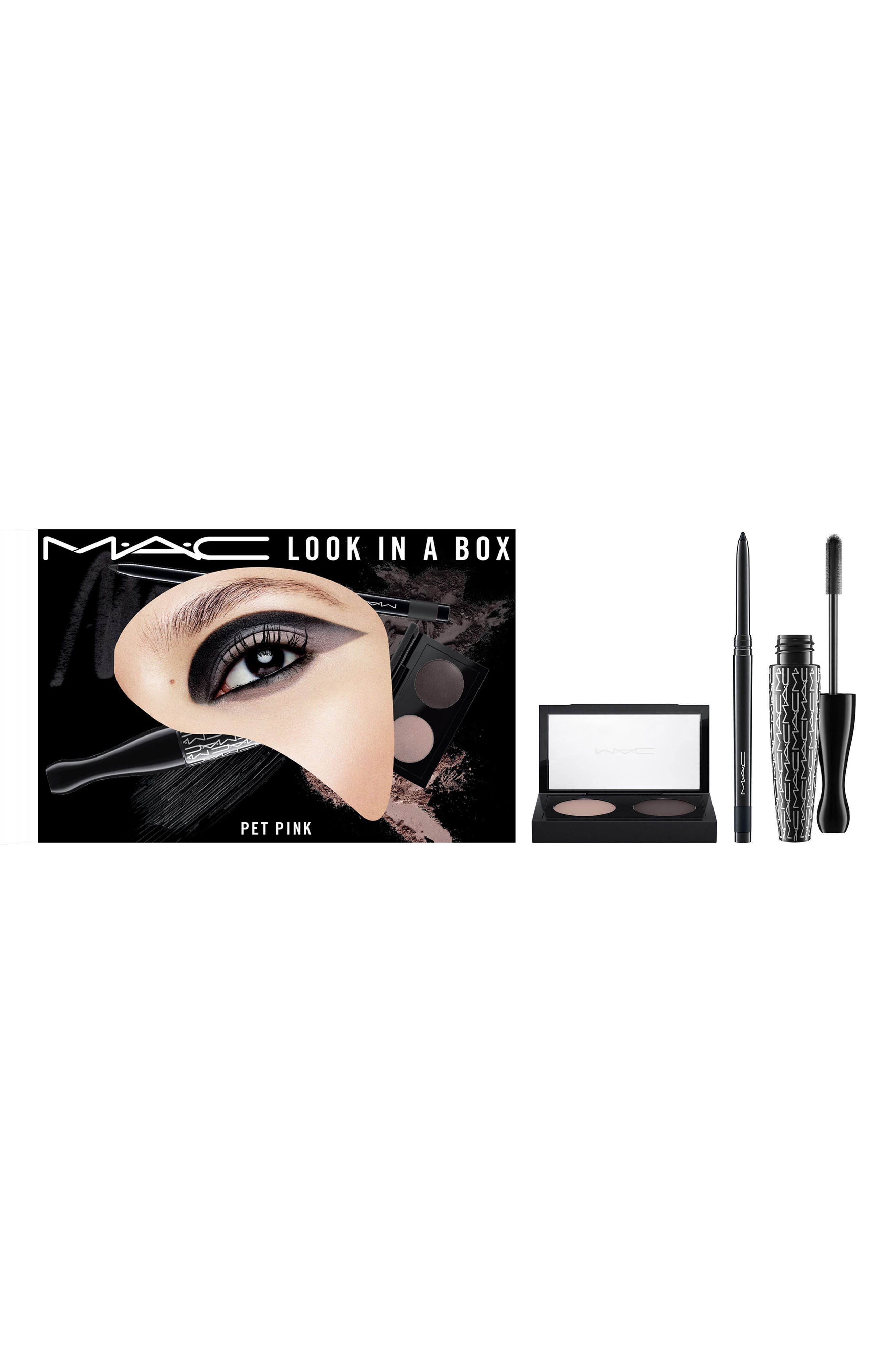 MAC Look in a Box Pet Pink Eye Kit (Nordstrom Exclusive) ($62 Value)