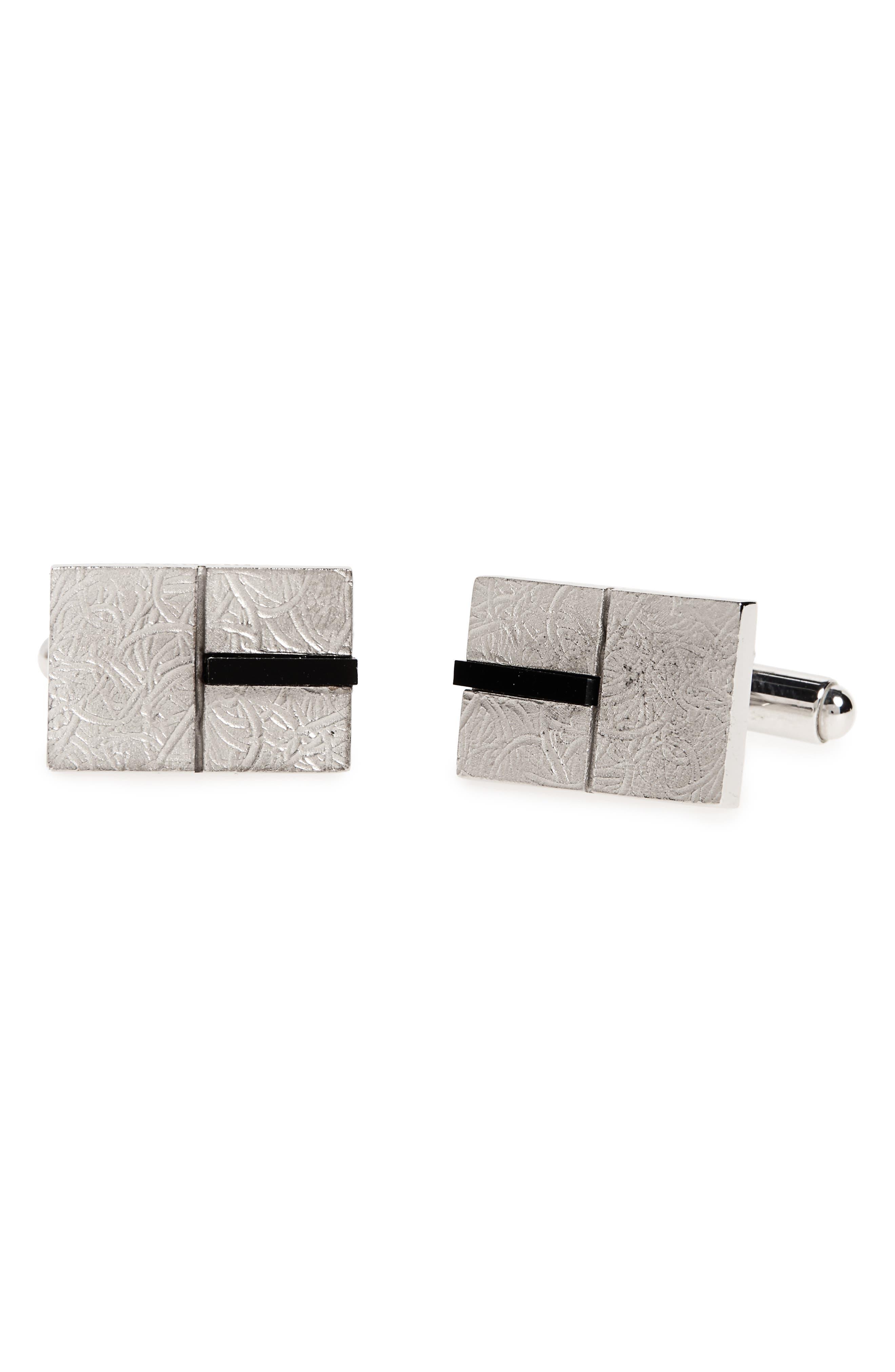 Main Image - Lanvin Squares Cuff Links