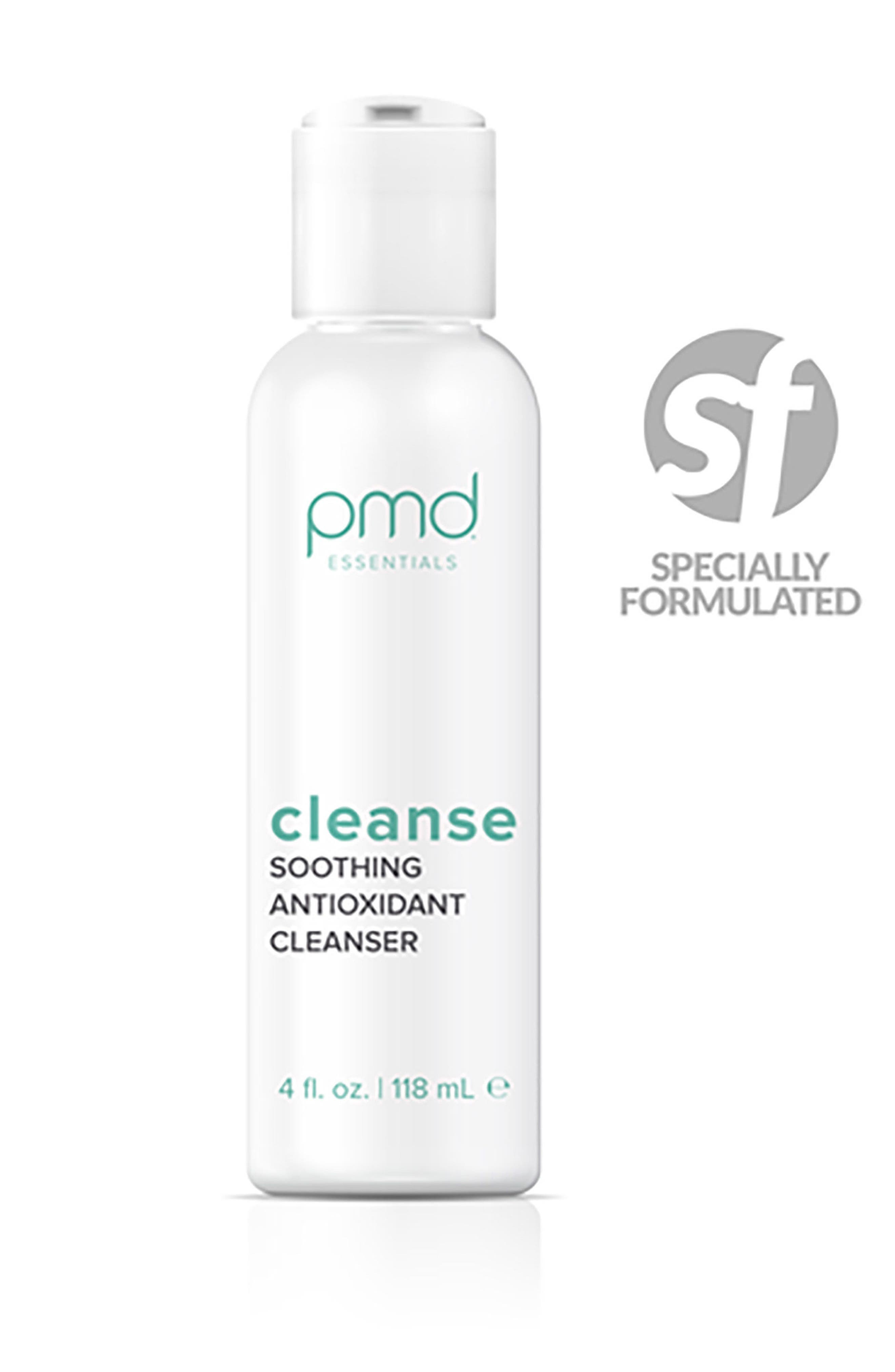 Advanced Soothing Cleanser,                             Alternate thumbnail 2, color,                             No Color