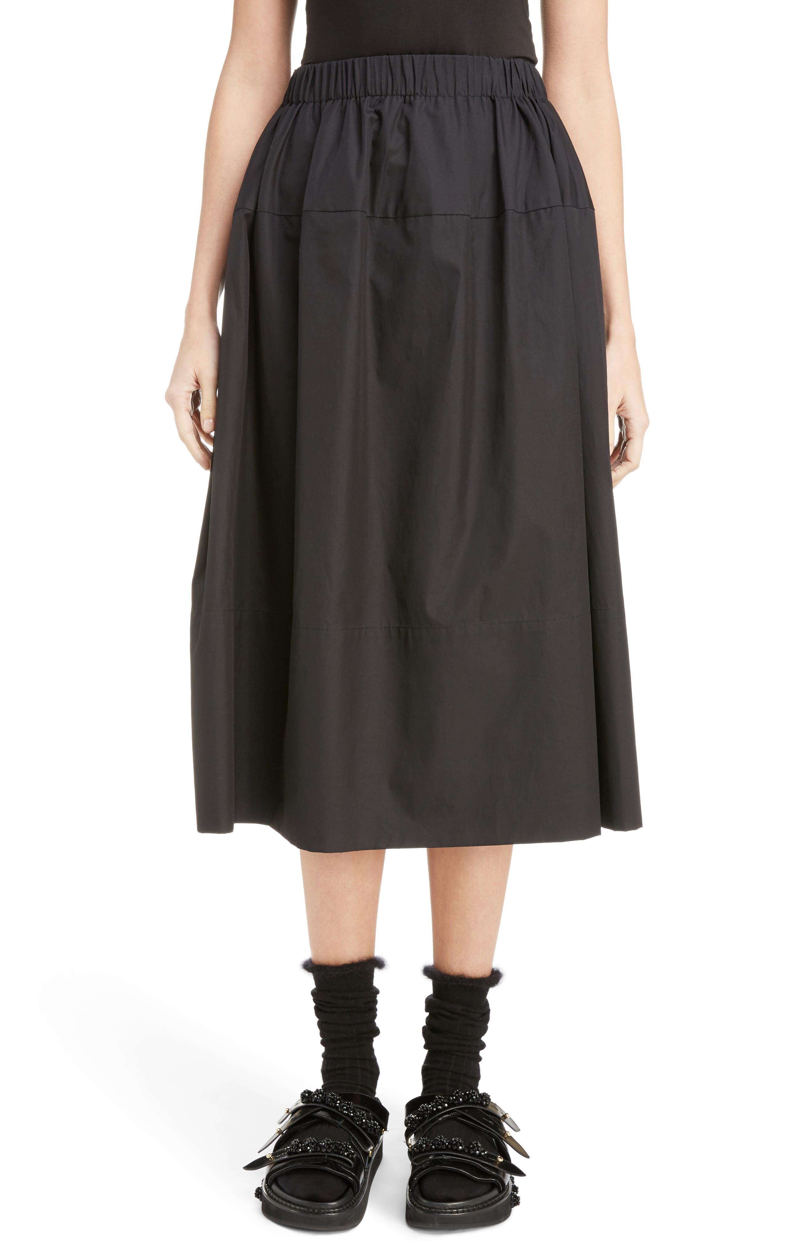 Simone Rocha Beaded Lantern Skirt