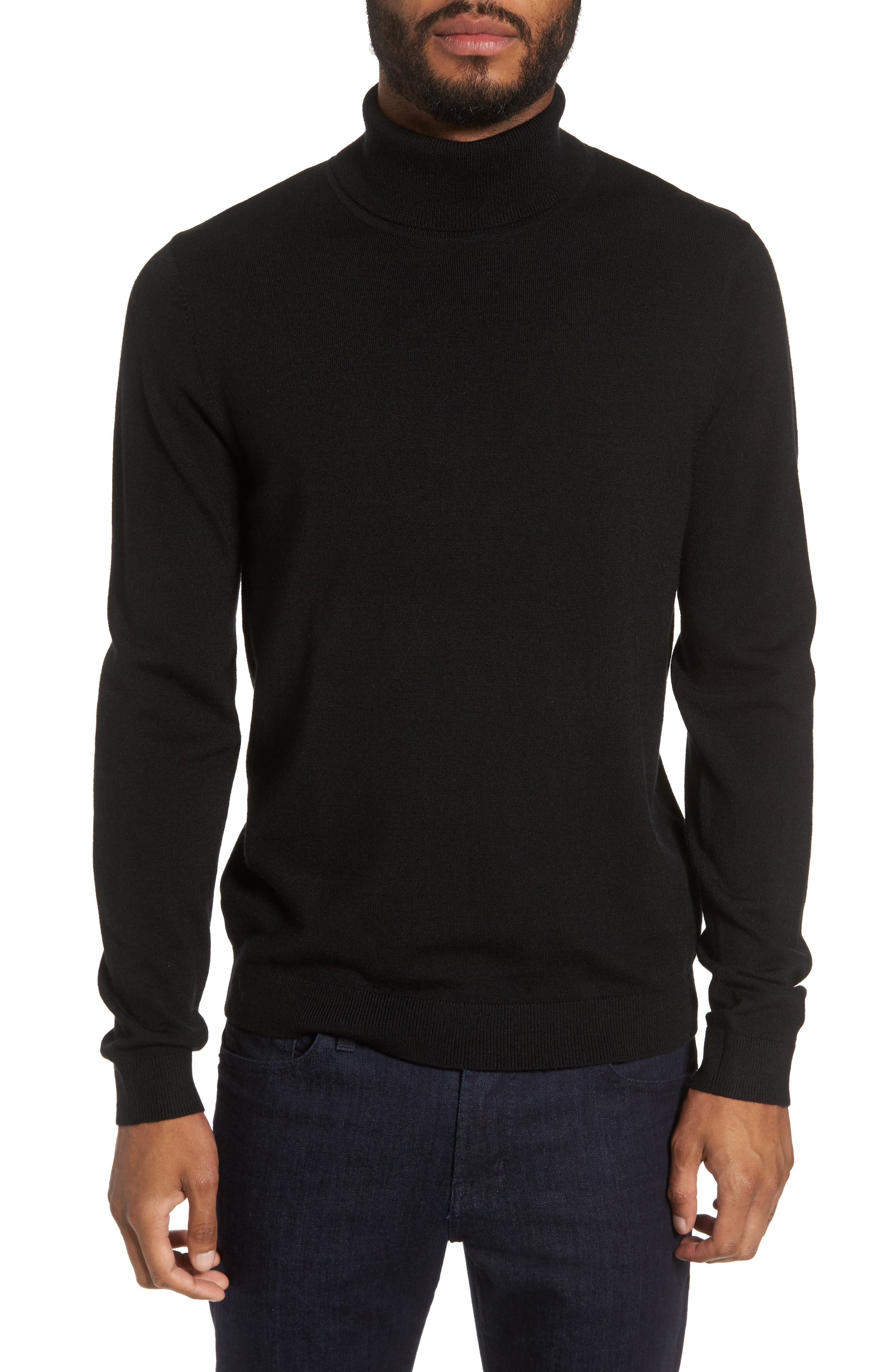Calibrate Turtleneck Sweater