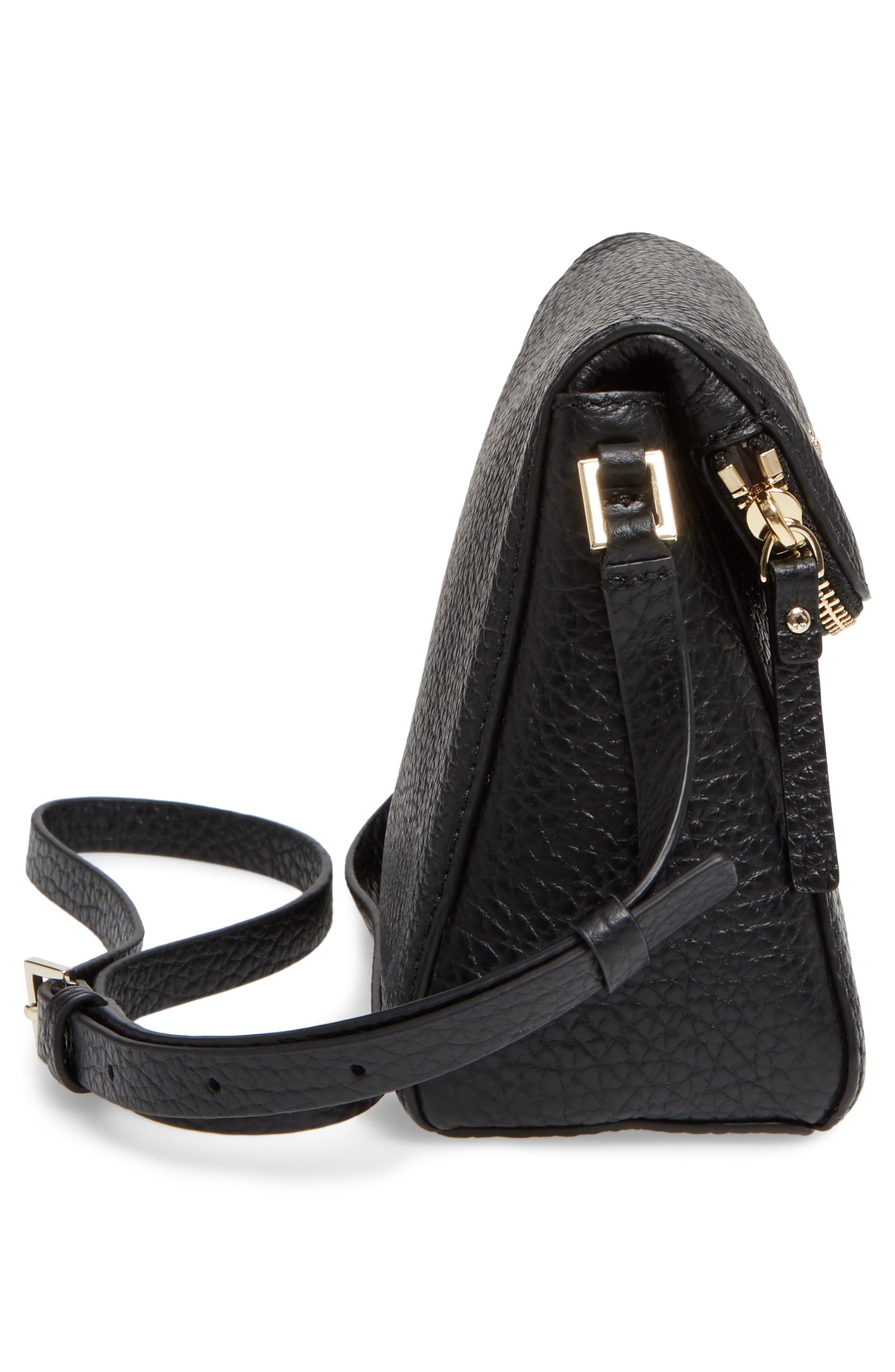Alternate Image 5  - kate spade new york carter street - berrin leather crossbody bag